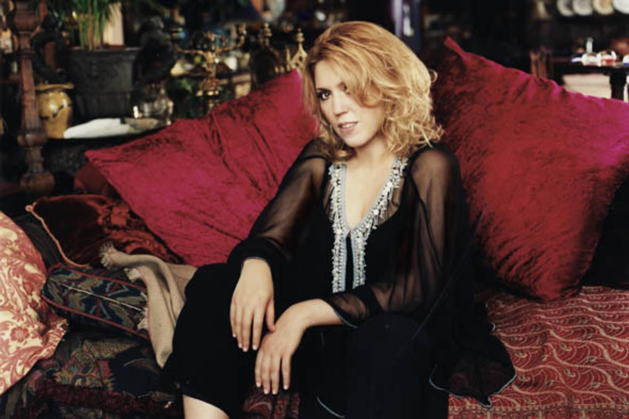 Classical pianist Gabriela Montero