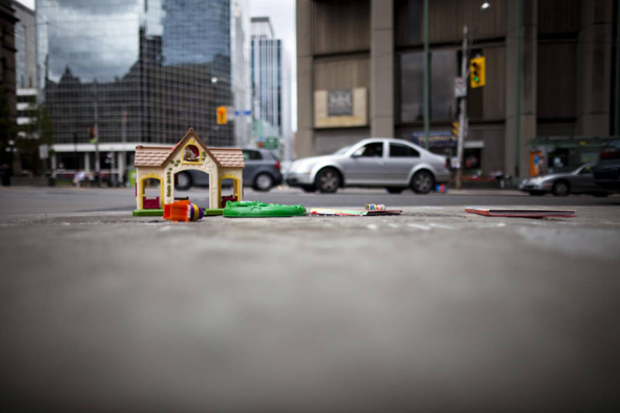 Toys Toronto Sudden