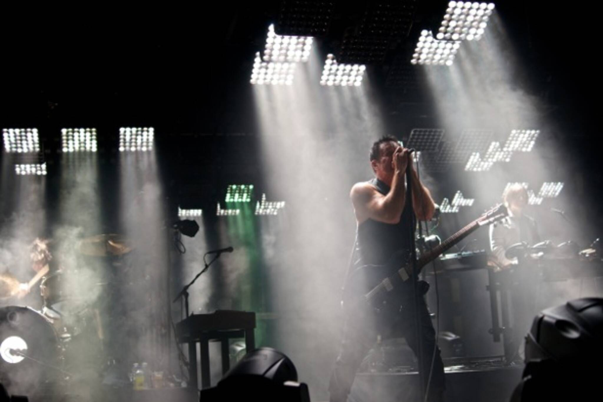 Nine Inch Nails light up the Air Canada Centre