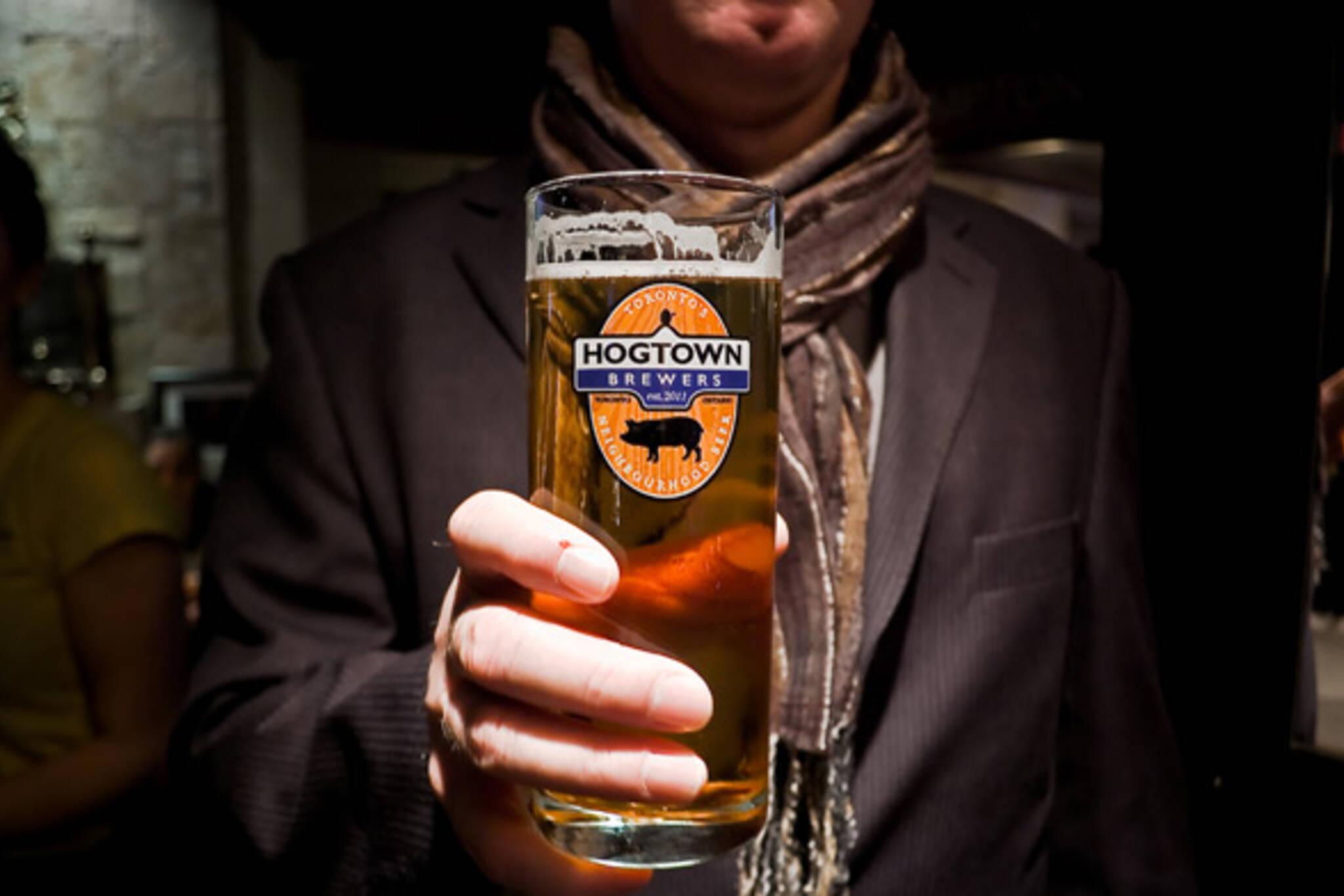 Hogtown Brewers Toronto