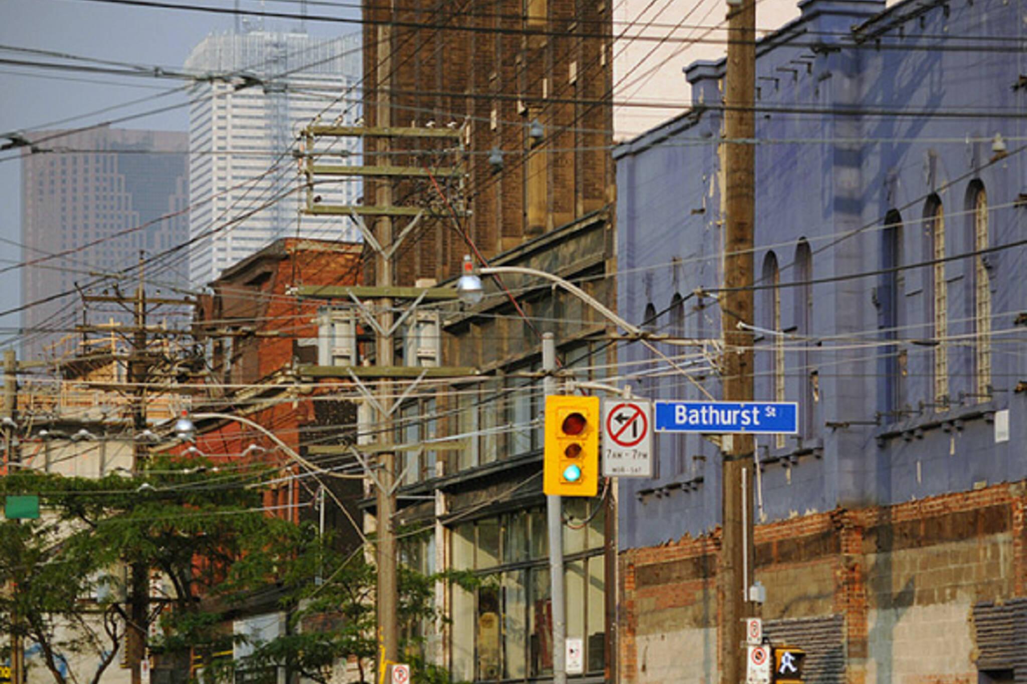 Bathurst Street Toronto