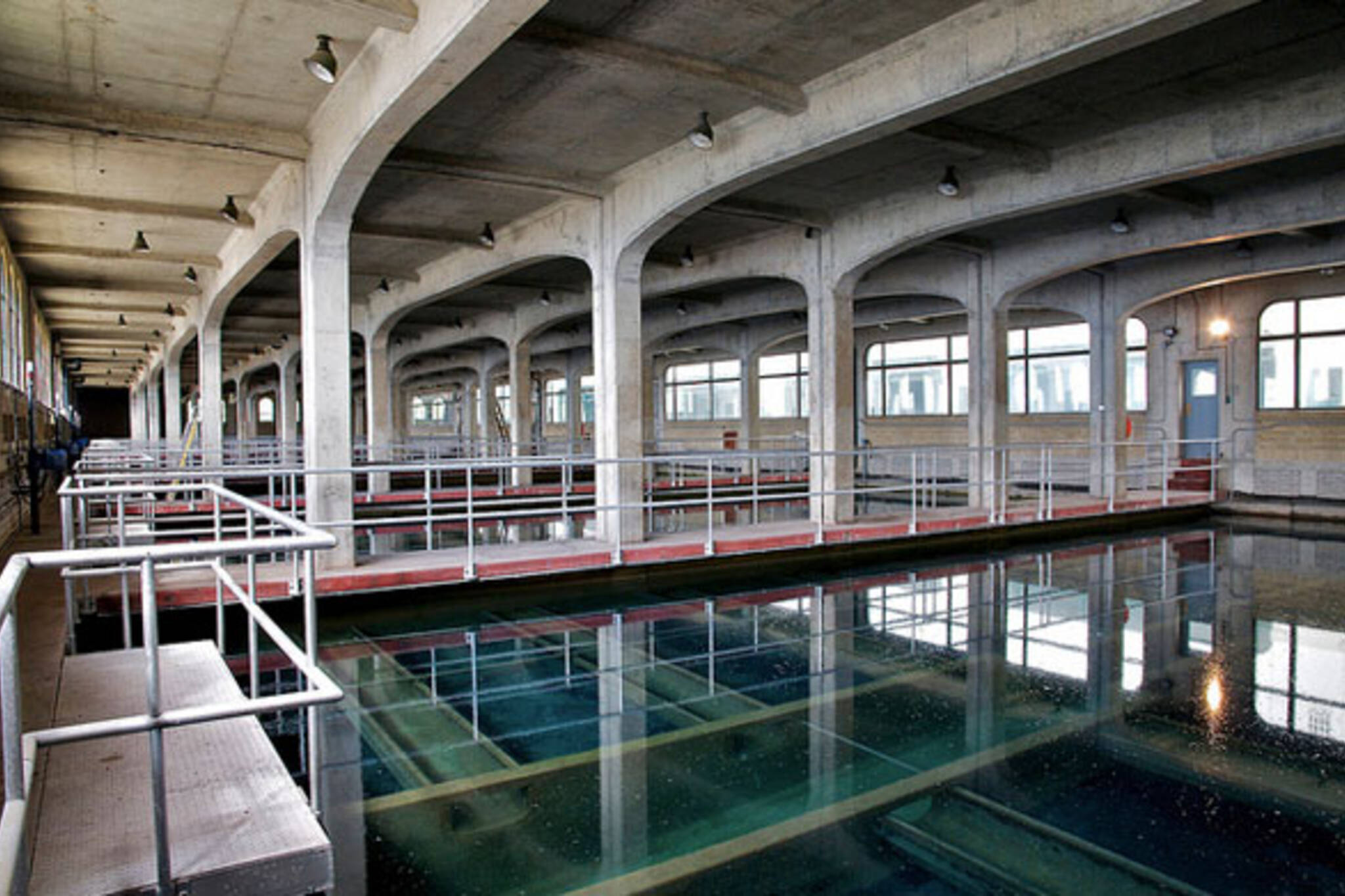 toronto r c harris water treatment plant