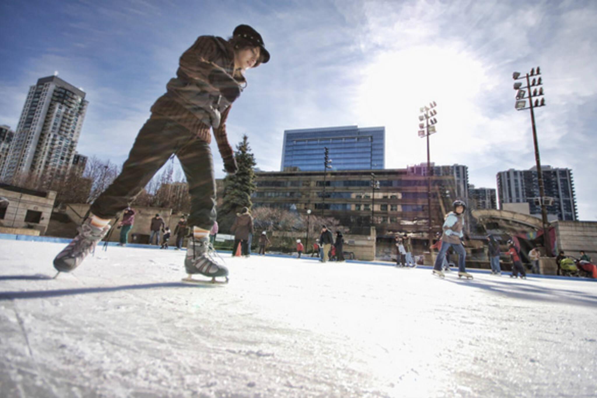 skating lessons toronto