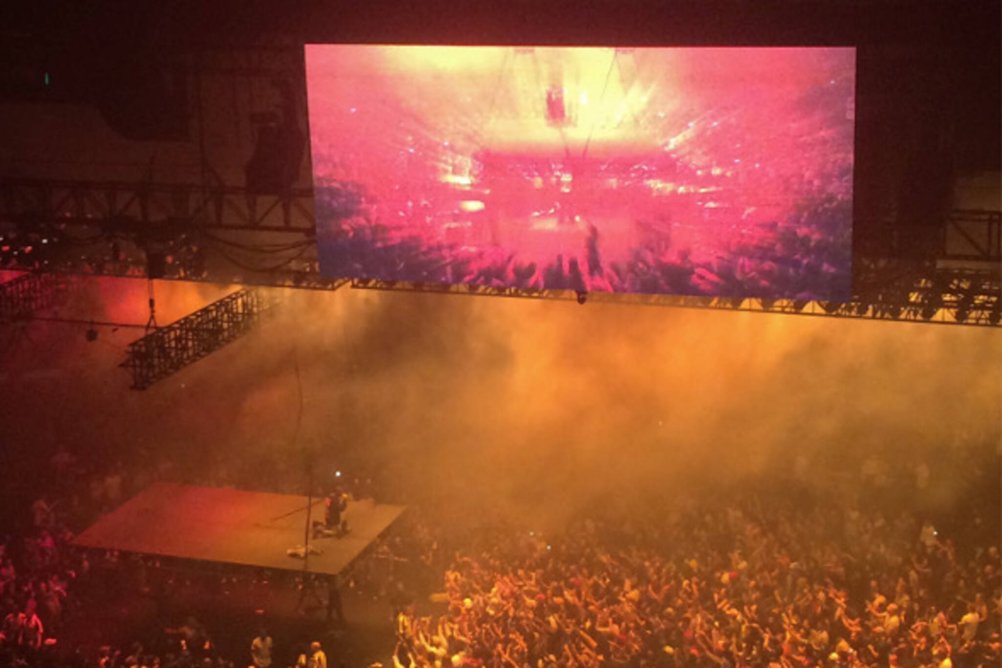Kanye West Saint Pablo Tour Toronto 2016