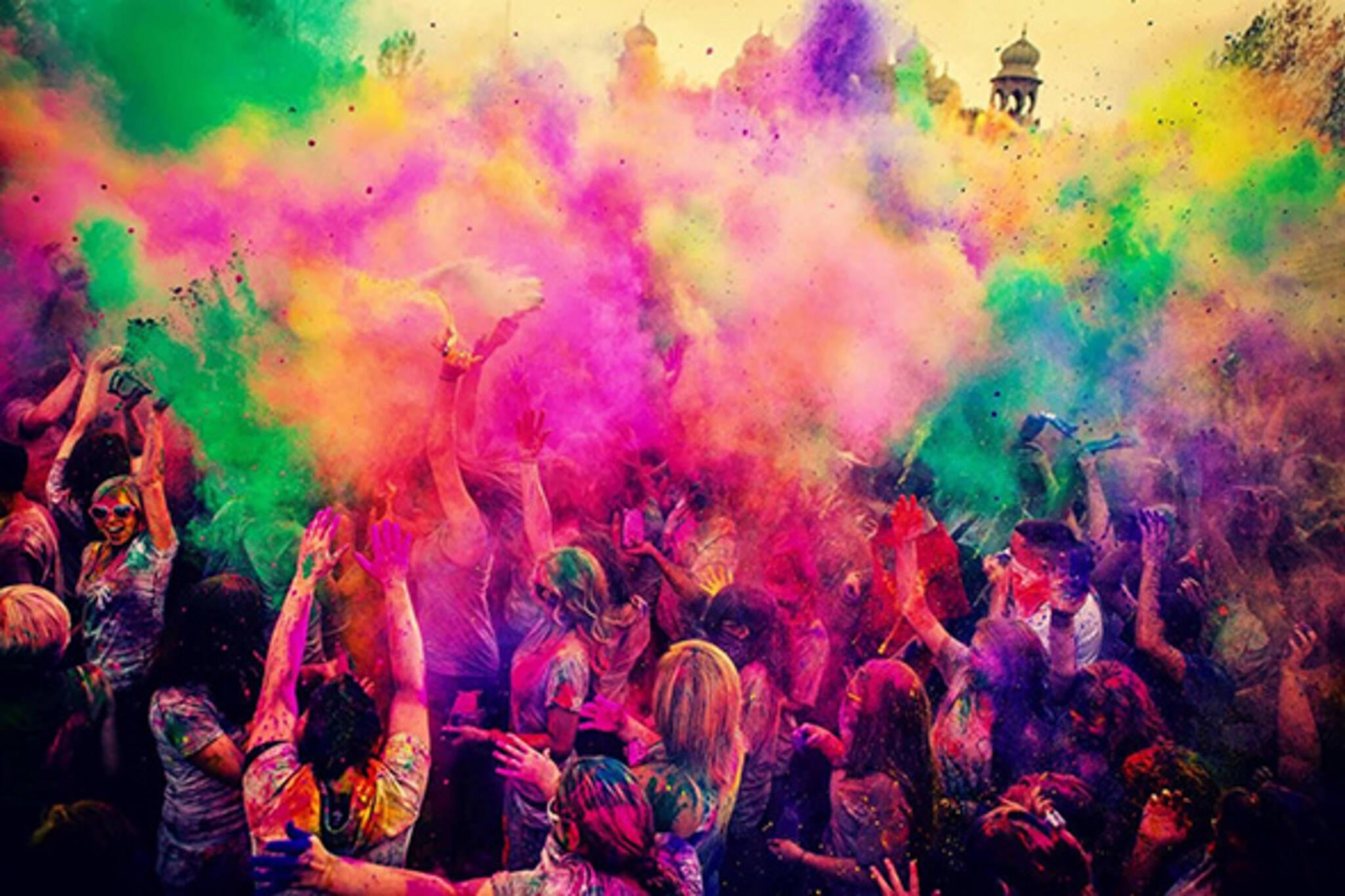 Festival colour toronto