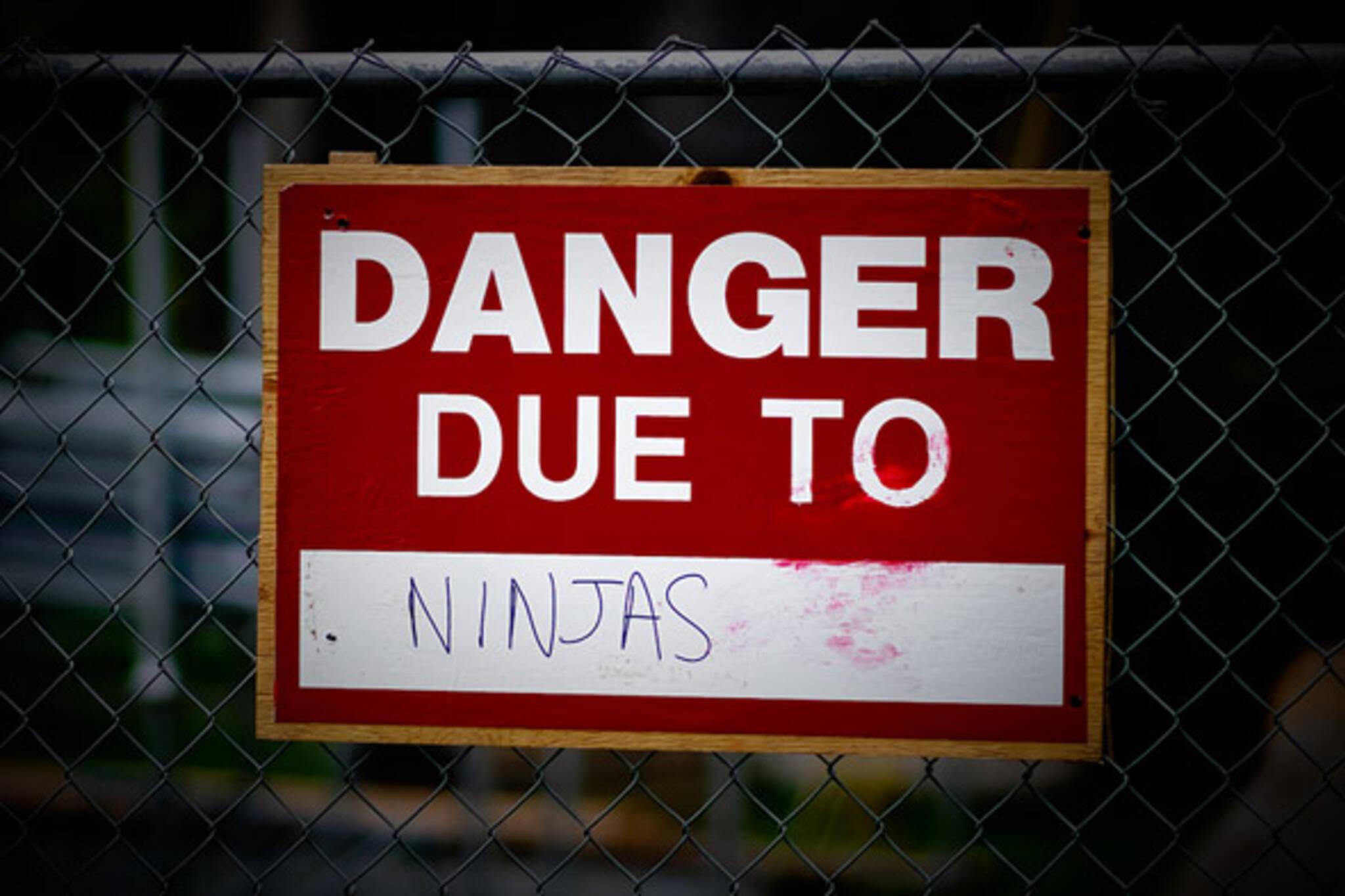 ninjas in toronto