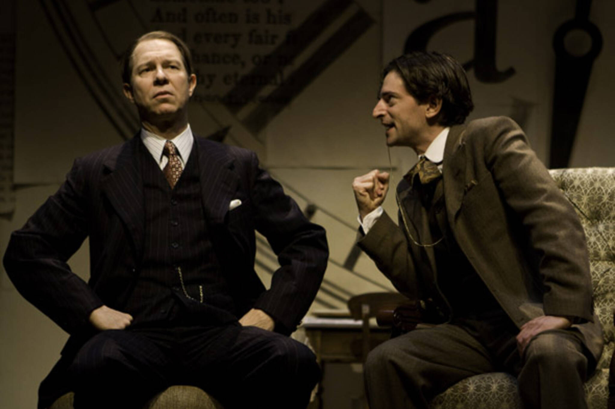 Travesties by Soulpepper Theatre in Toronto