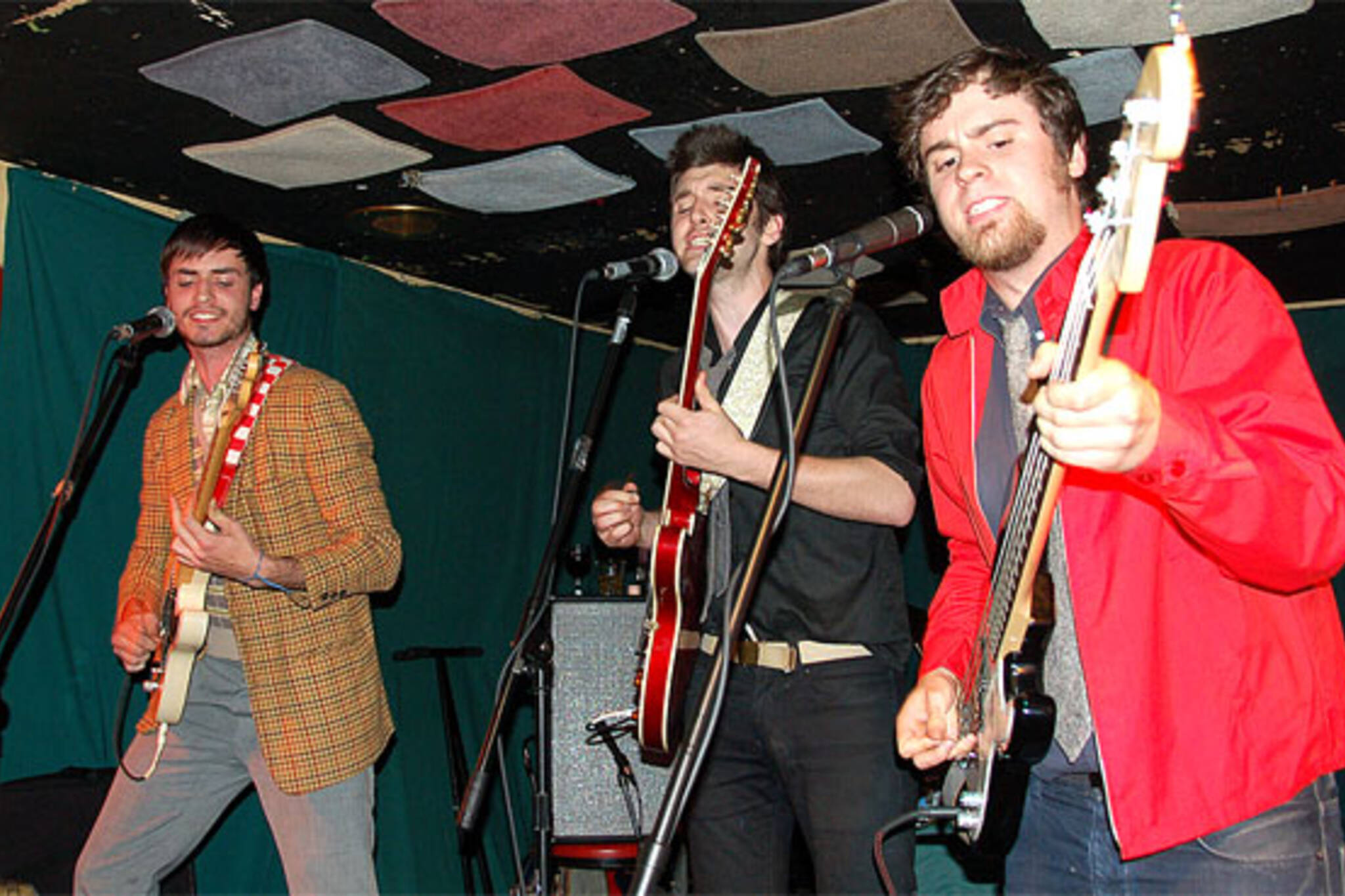 Photo of The Barons taken at TWM Showcase #1, by Kyle Rea