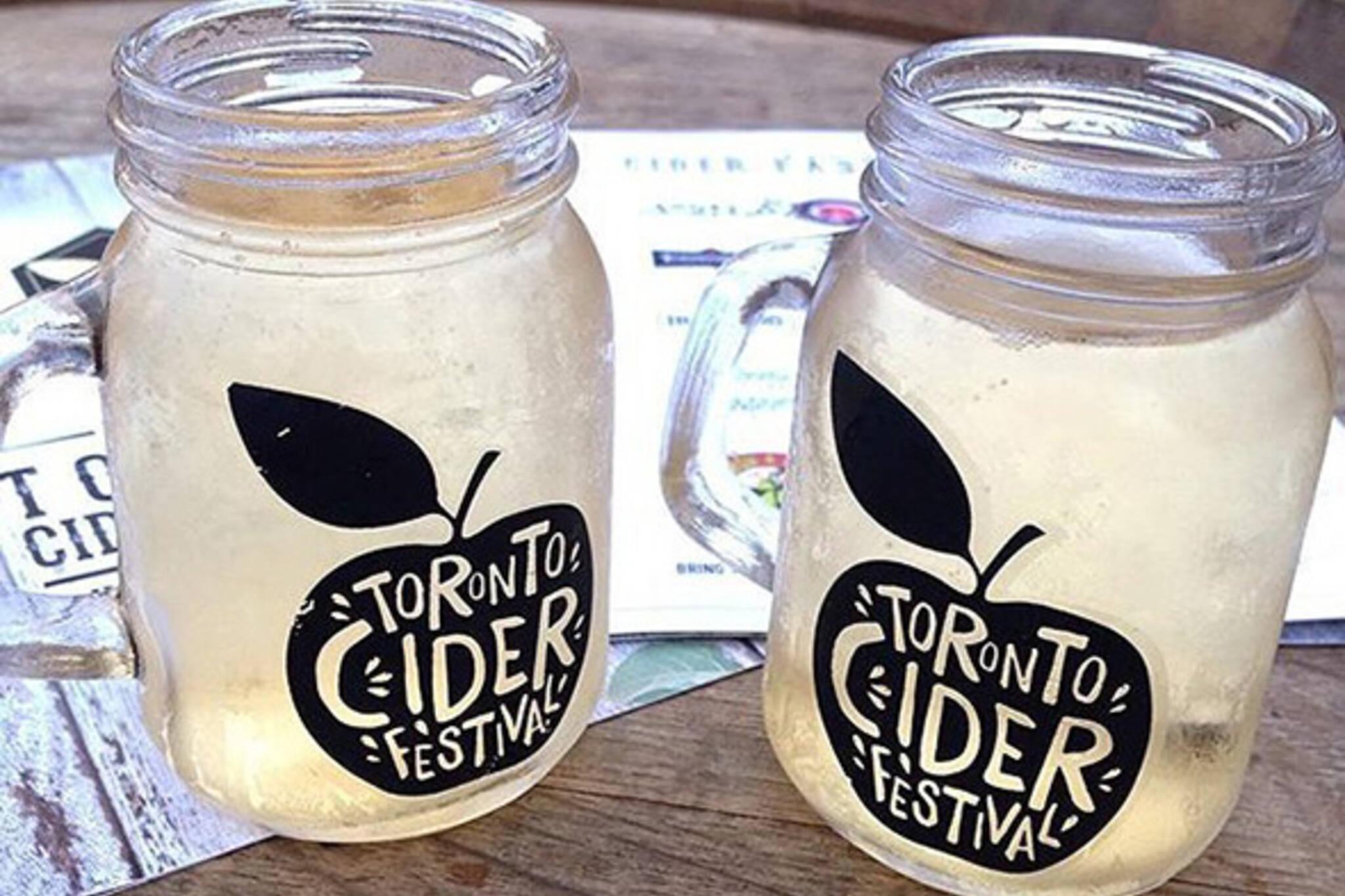 Toronto cider festival