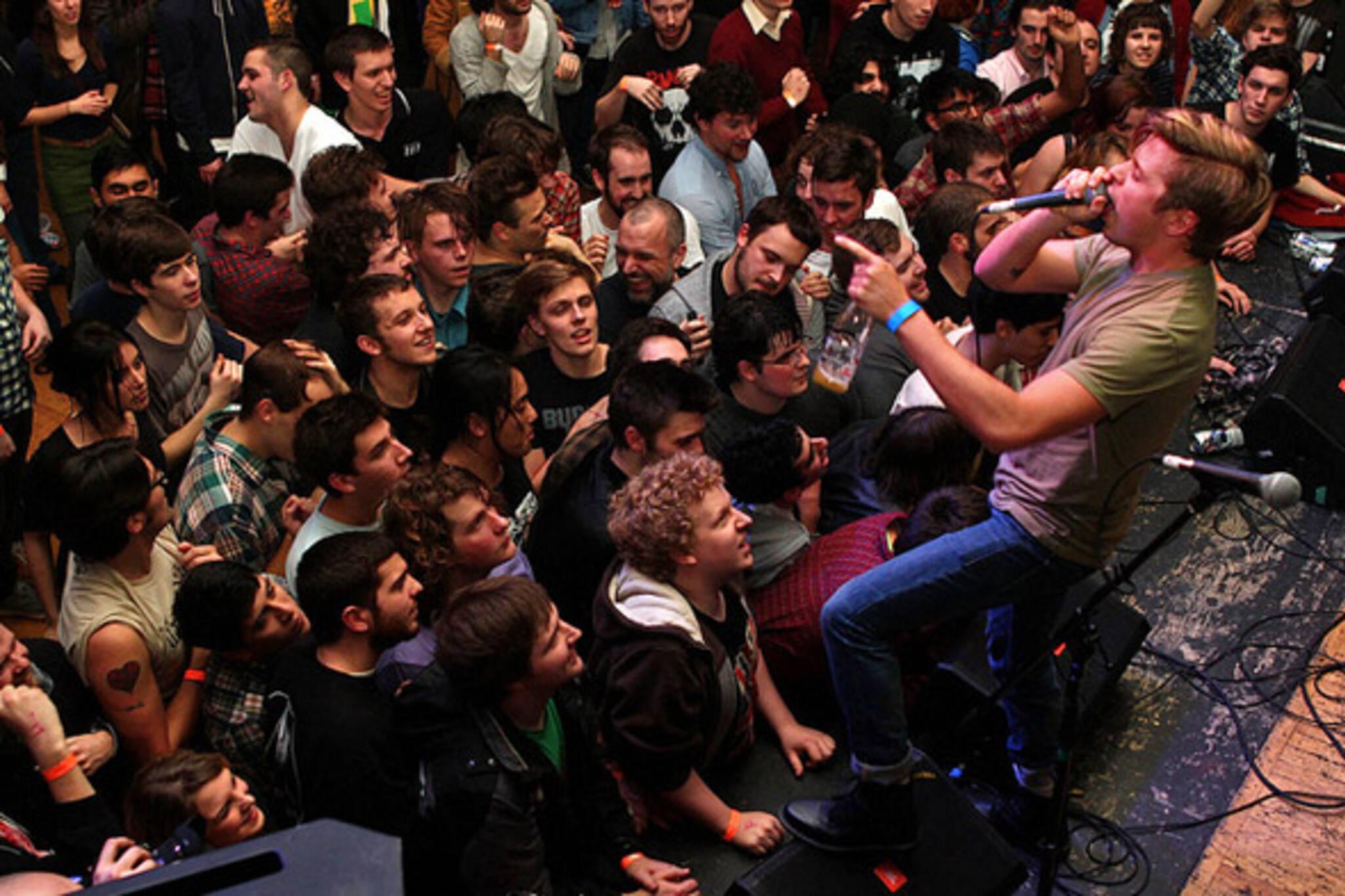 January Concerts Toronto