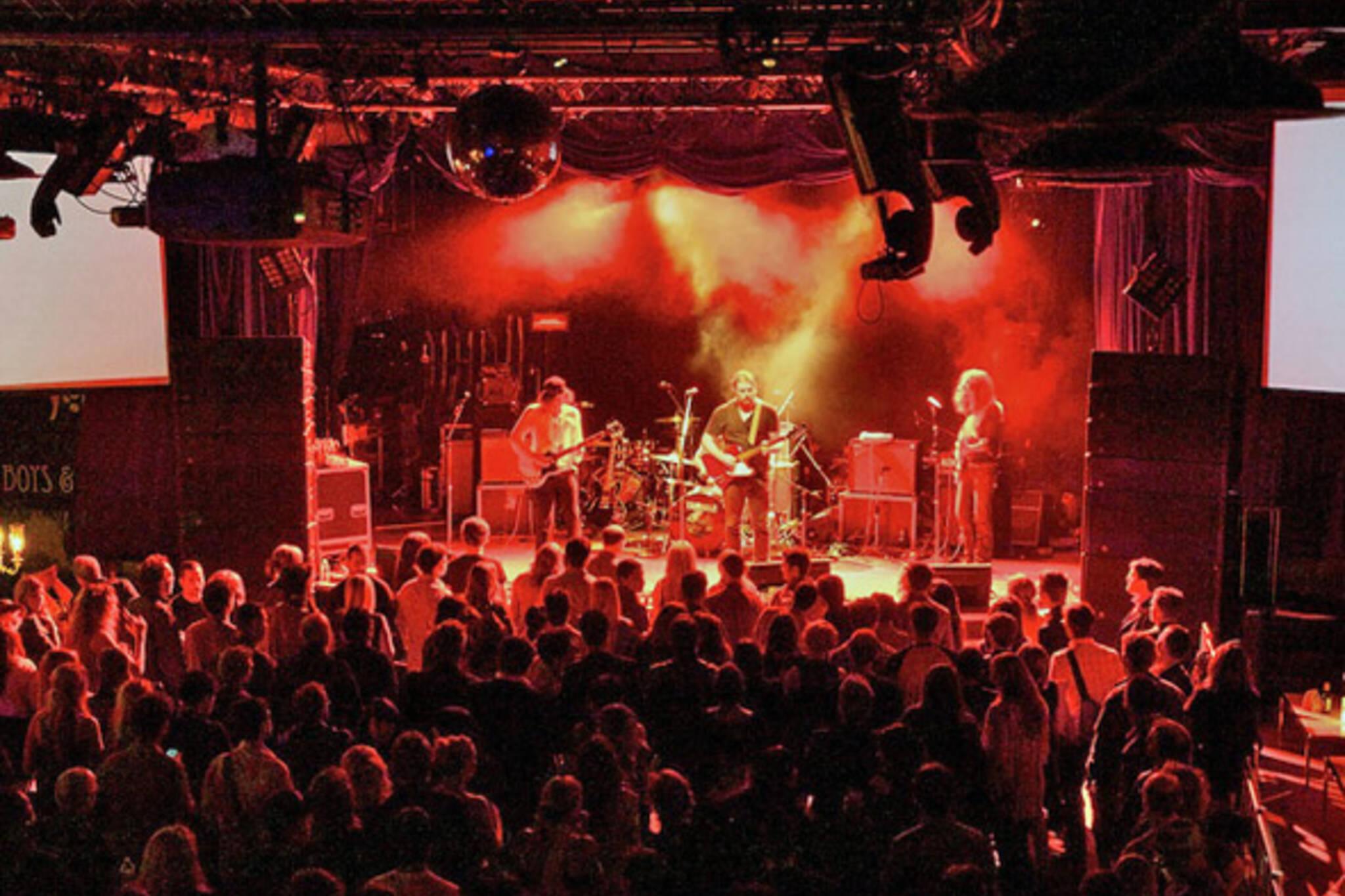 Festival Music House TIFF 2011