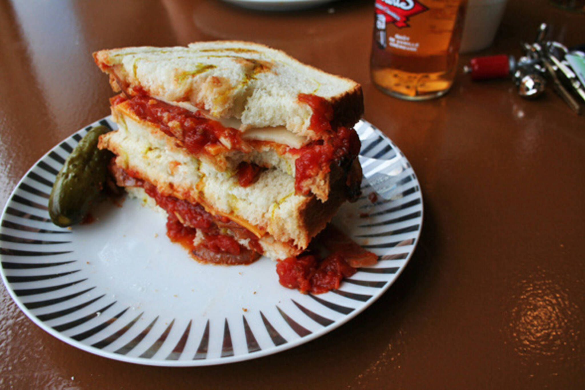 Wilco Sandwichs Toronto