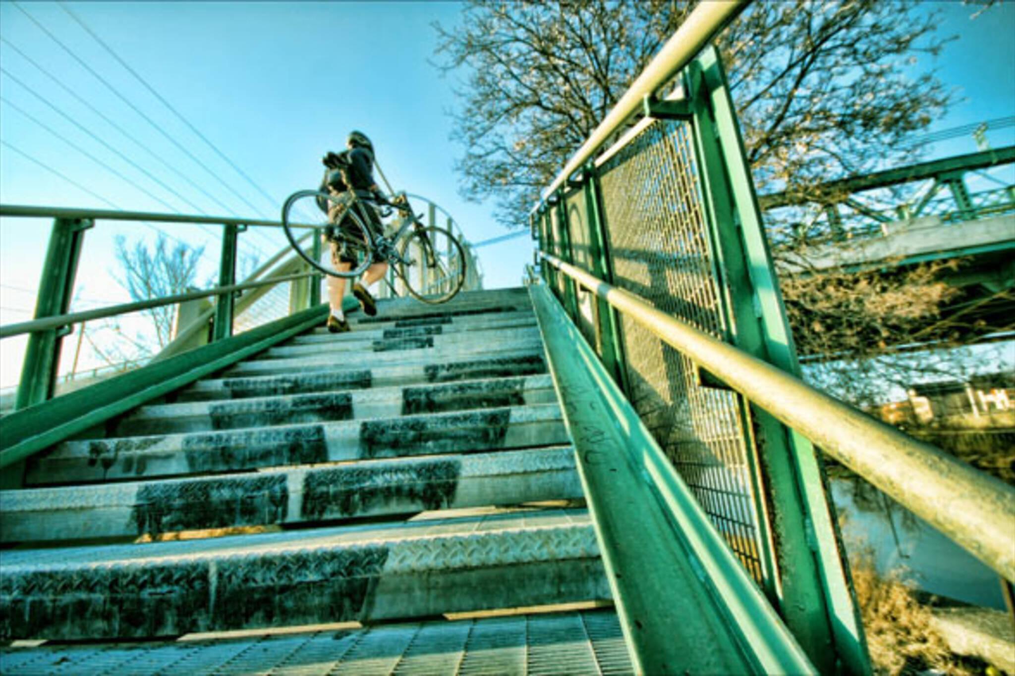 toronto spring cycling