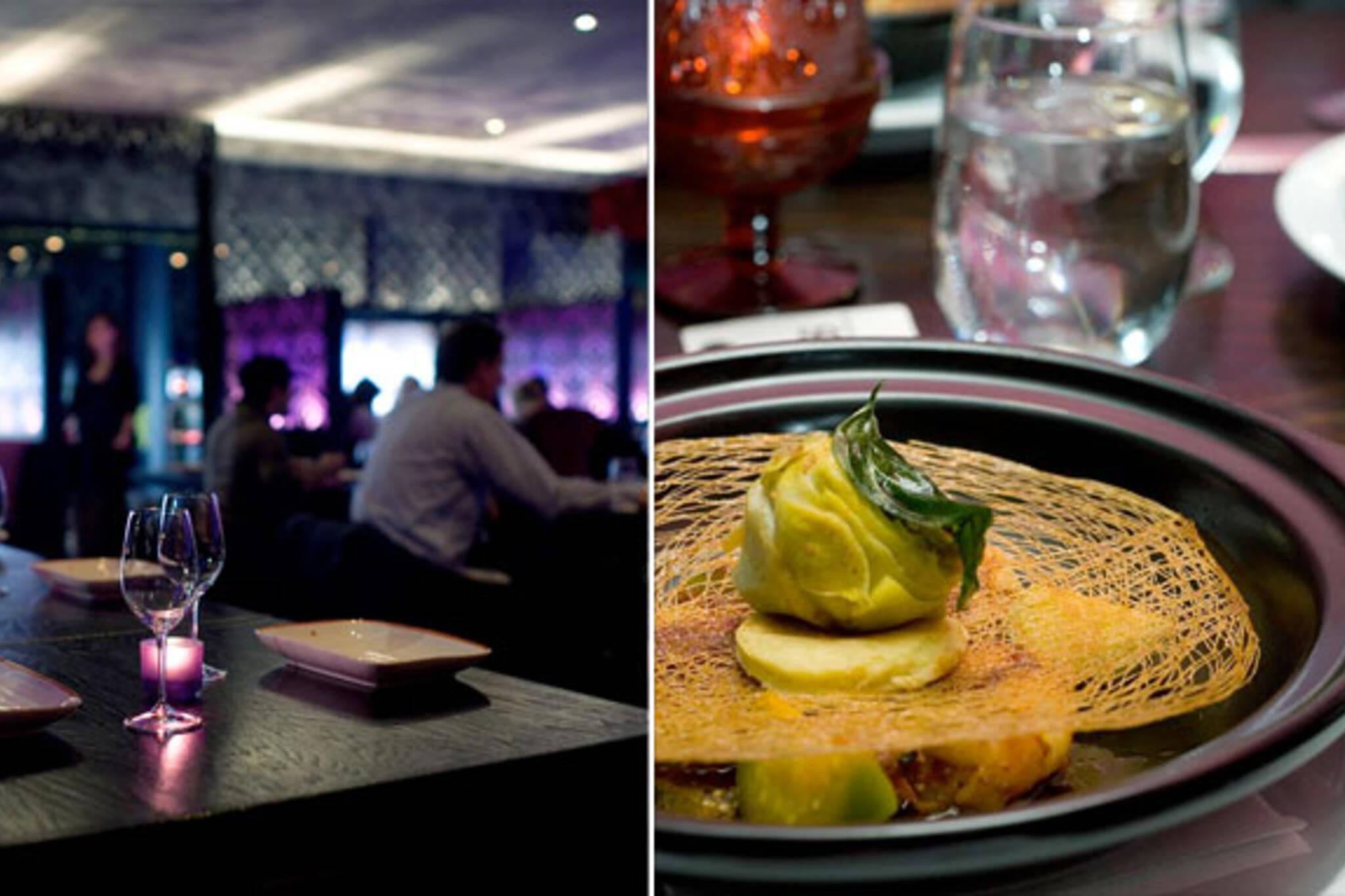 susur lee madeline's shang nyc menu