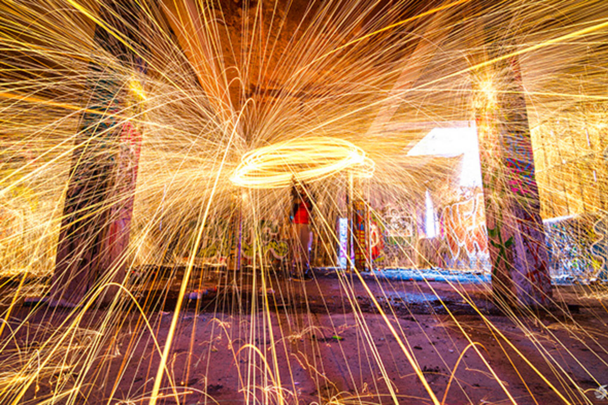 fire light writing