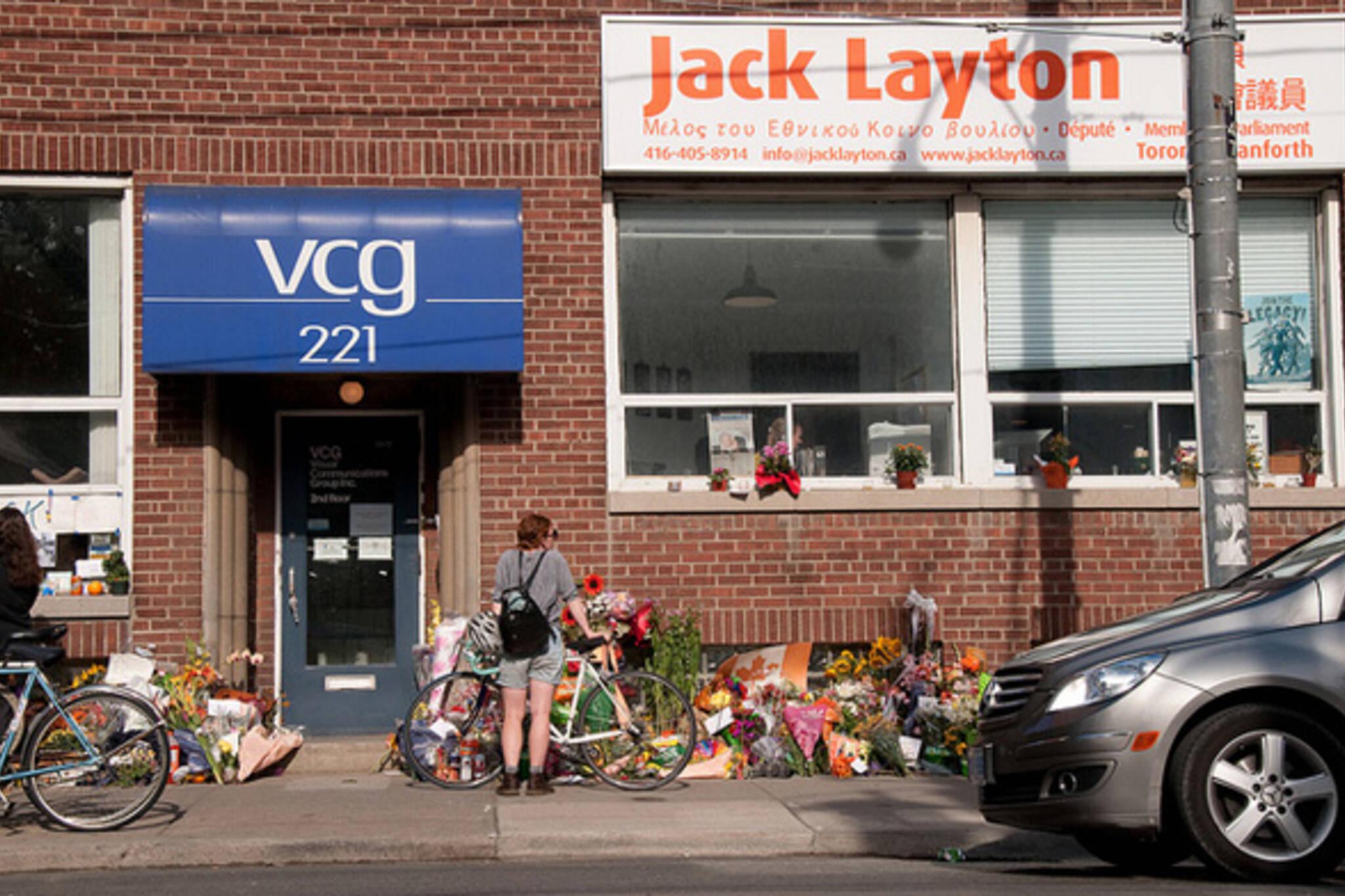 Jack Layton Office