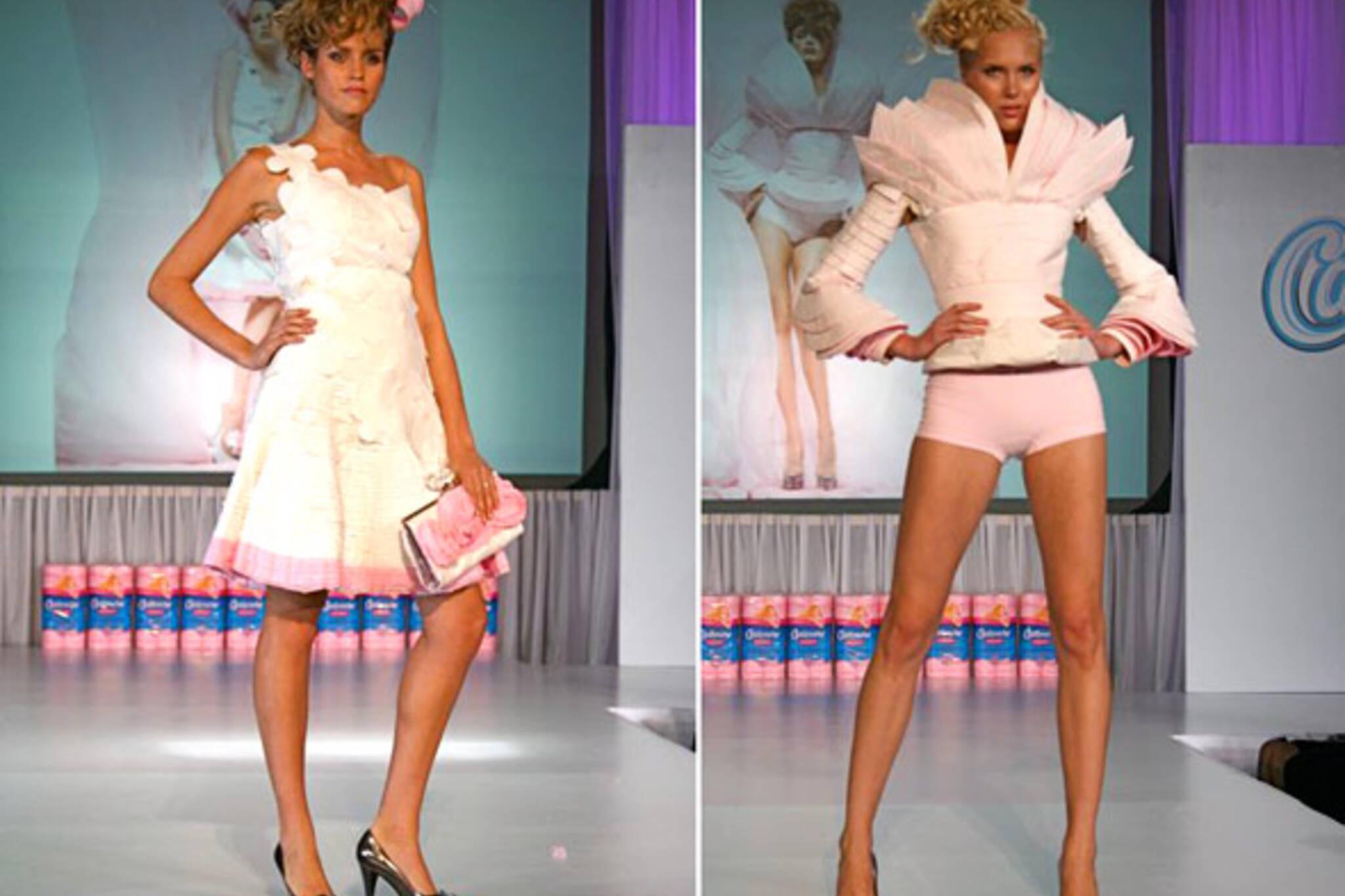 White Cashmere Fashion Show 2009