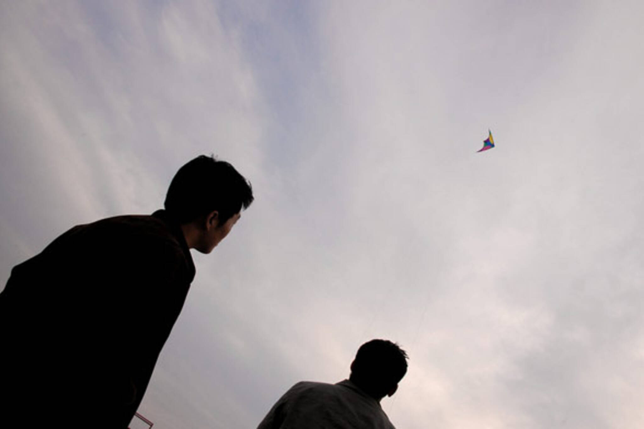 kite flying toronto
