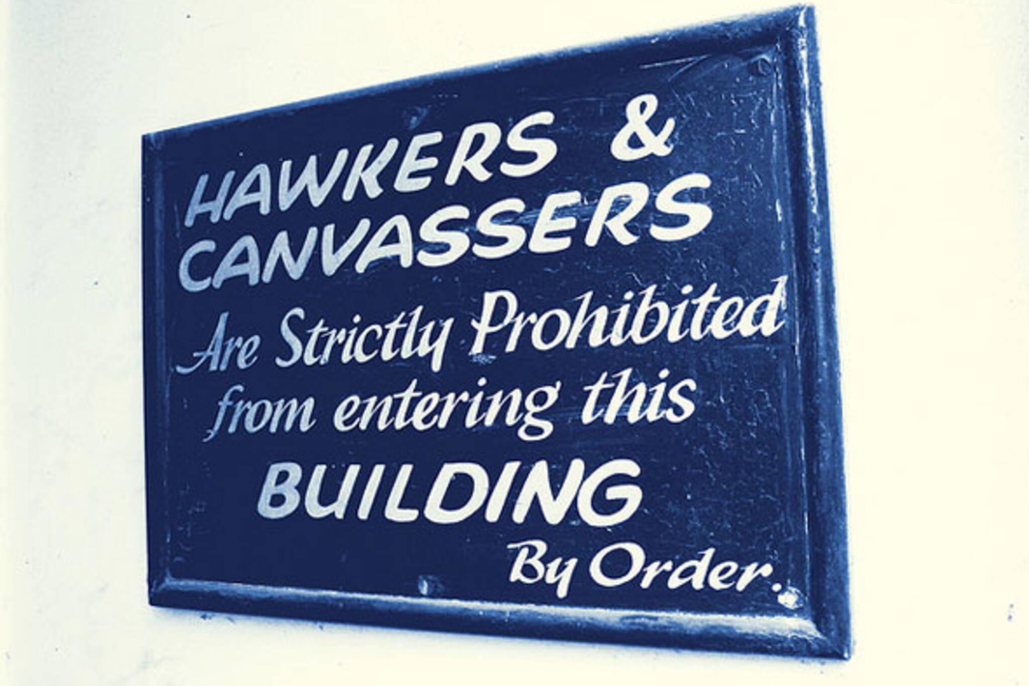 Canvassers Toronto