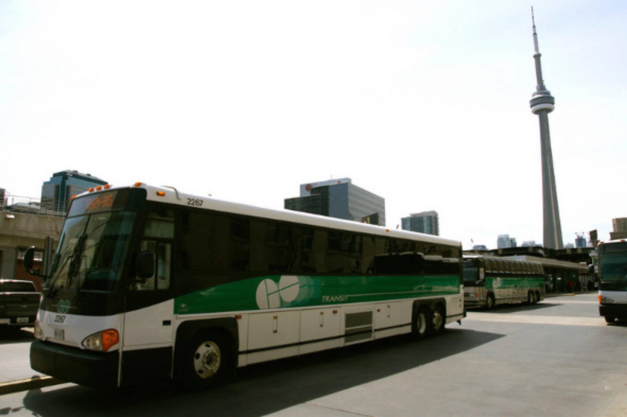 go bus strike