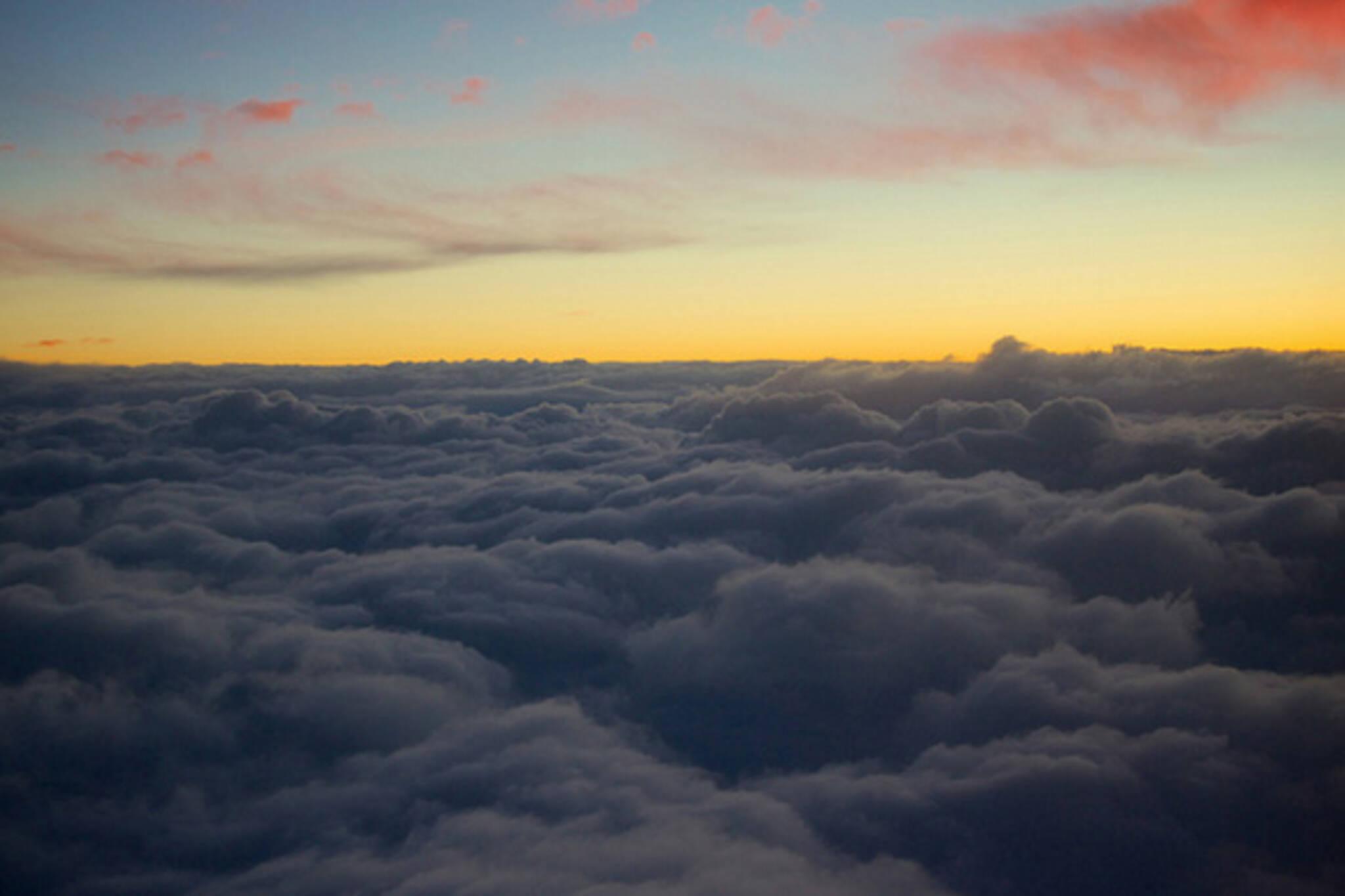 Dawn Toronto plane