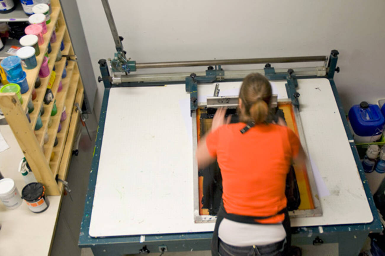 Where to learn how to silkscreen in Toronto - blogTO