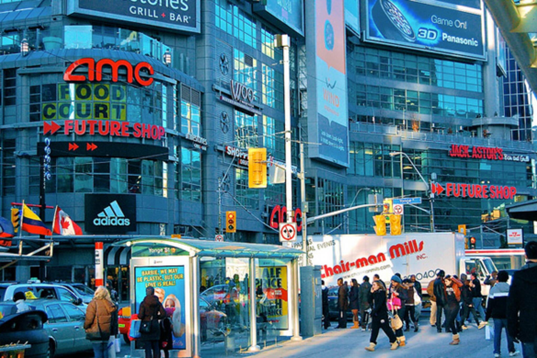 Yonge Dundas Toronto