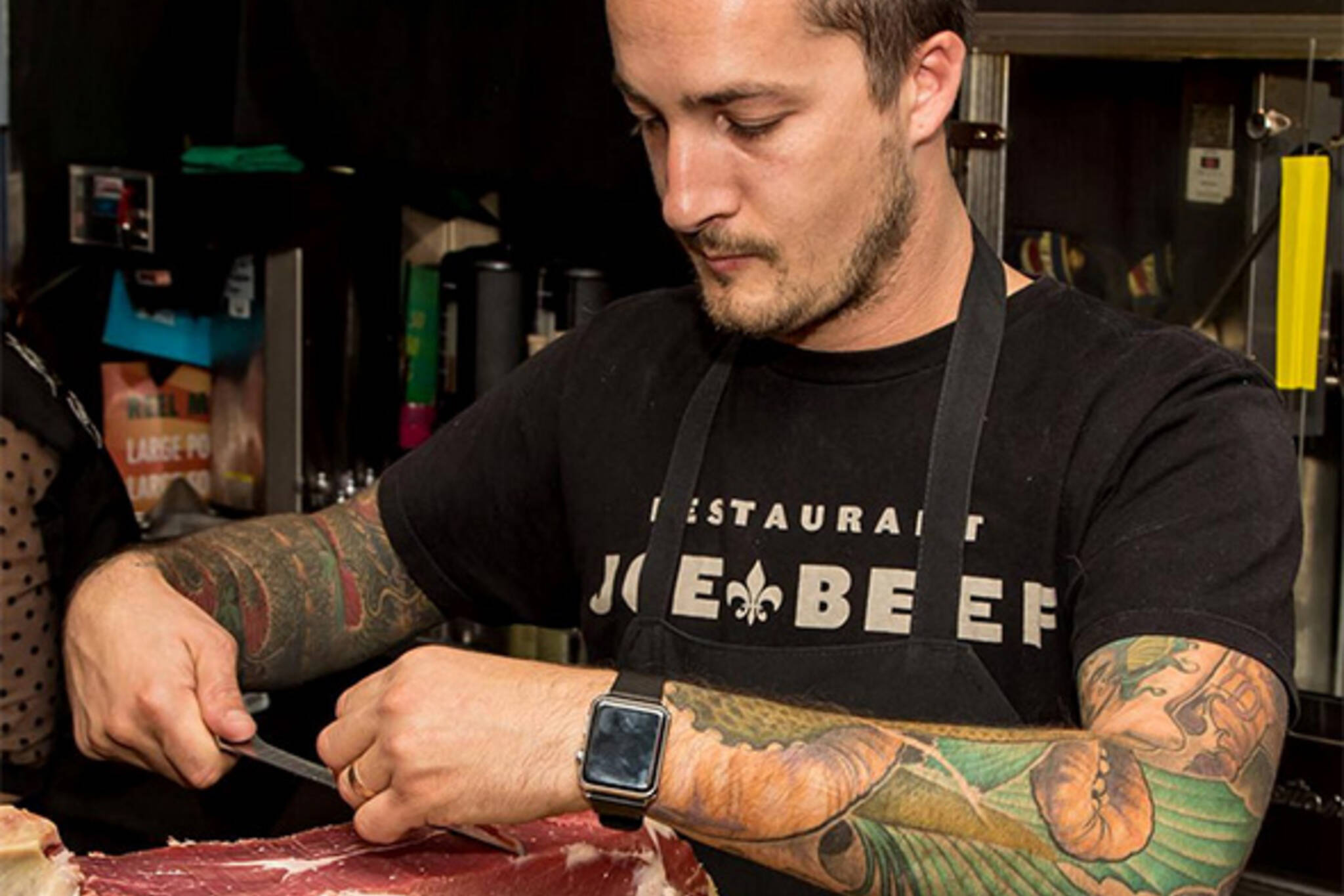 046062210eabe Toronto chef tattoos get the spotlight on Instagram