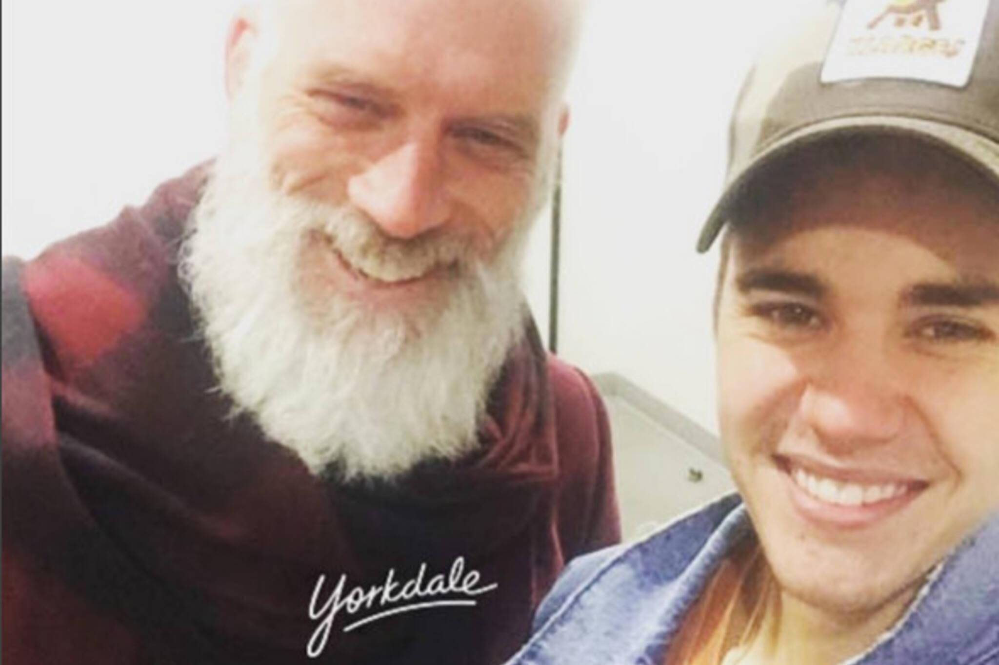 Fashion Santa Justin Bieber Toronto