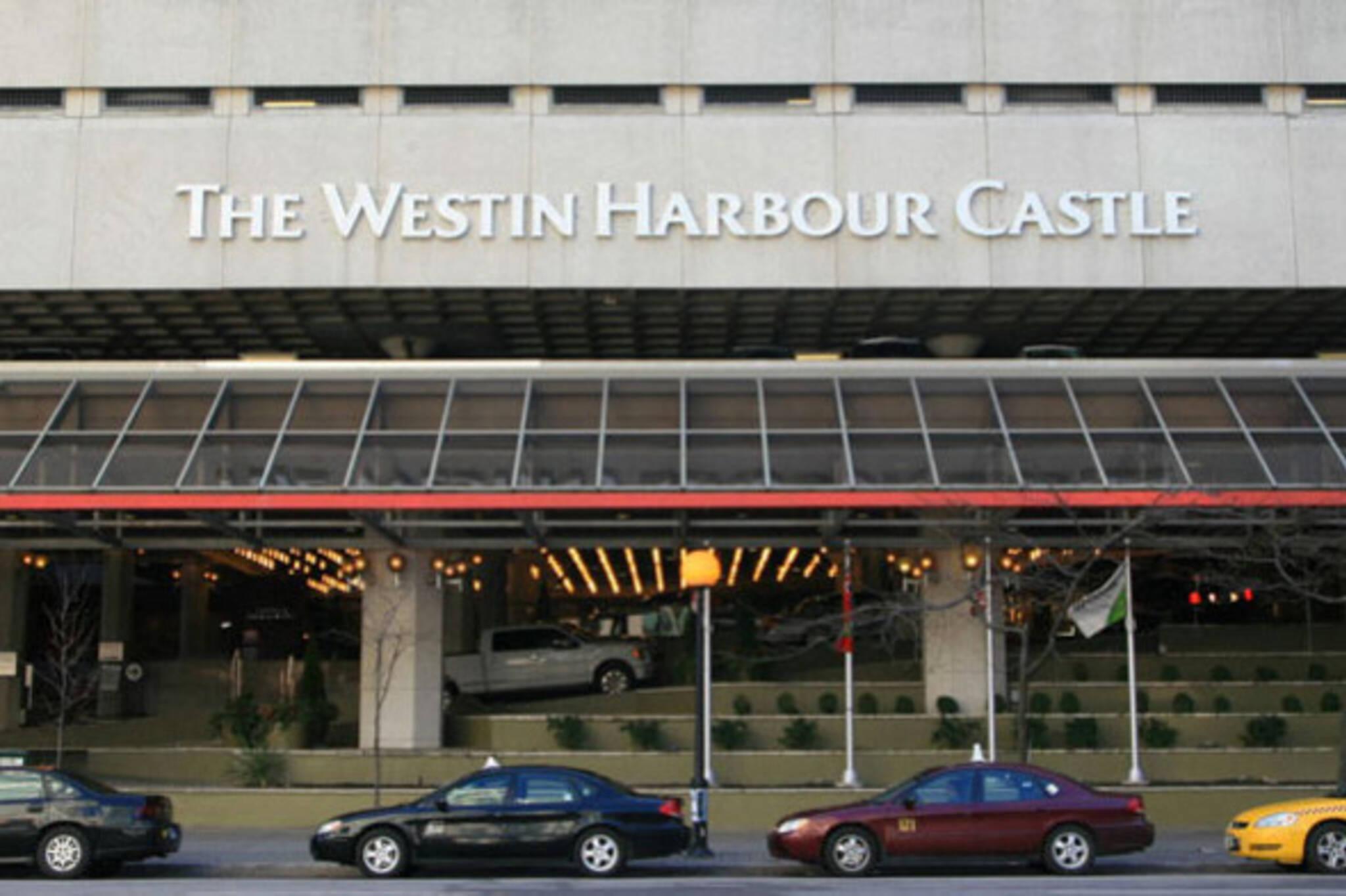 Harbour Castle Hotel Toronto Parking