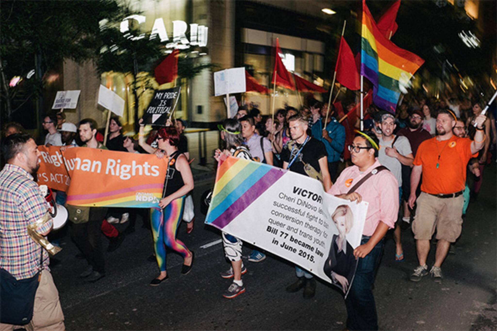 night march pride 2015
