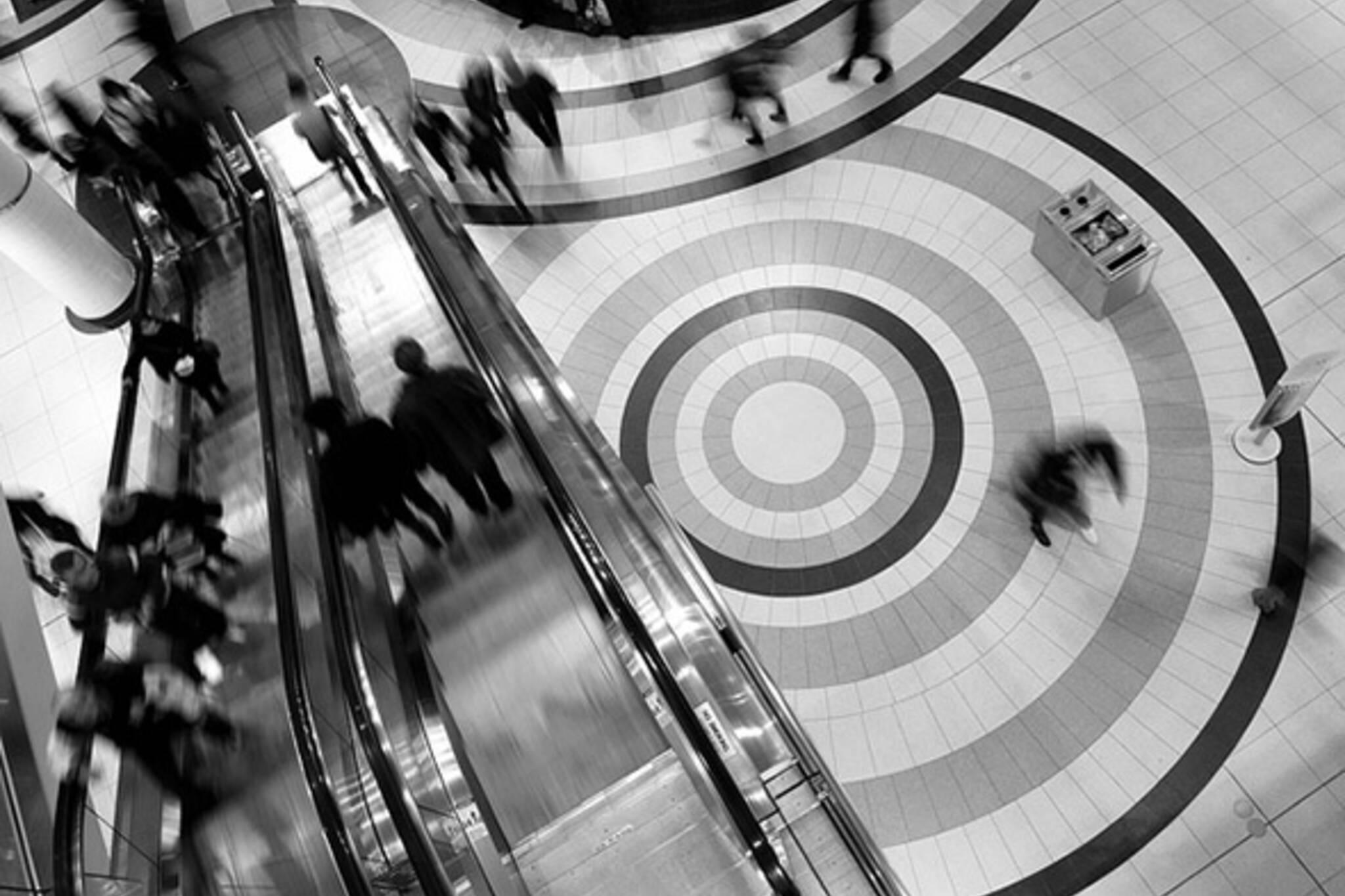 eatons, centre, shoppers