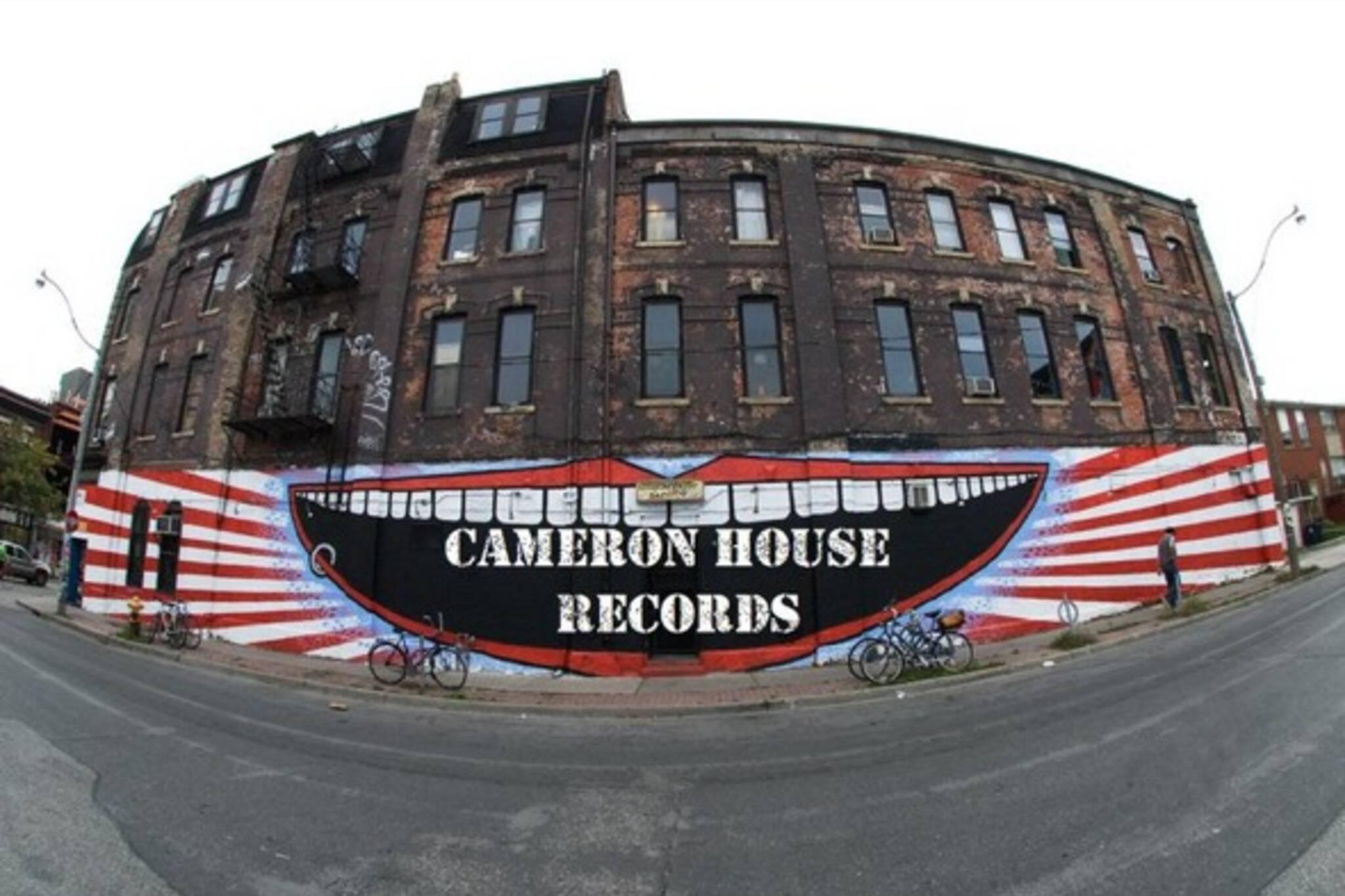 Cameron House Records