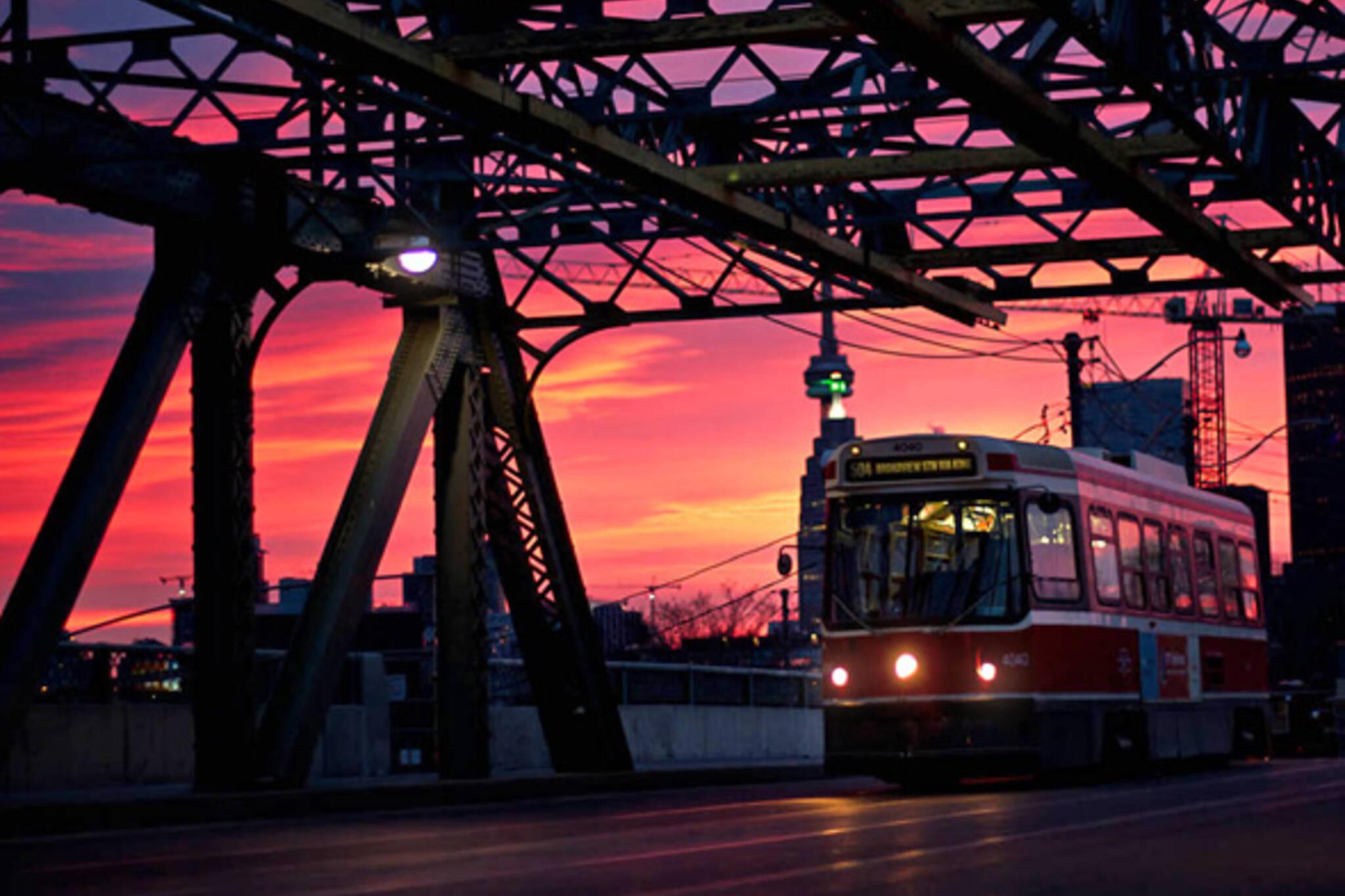 Queen Streetcar Toronto