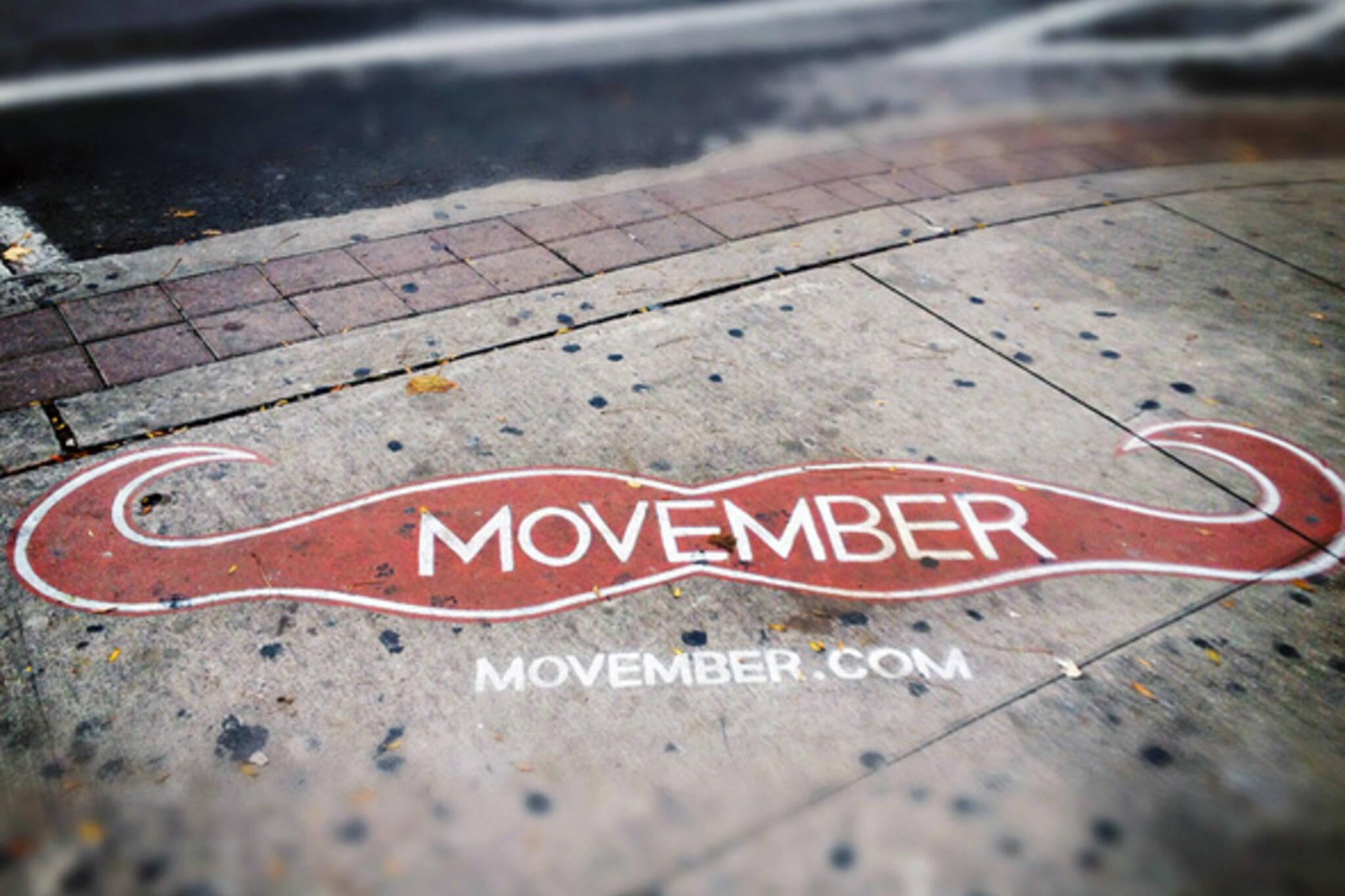 Movember barbershop Toronto