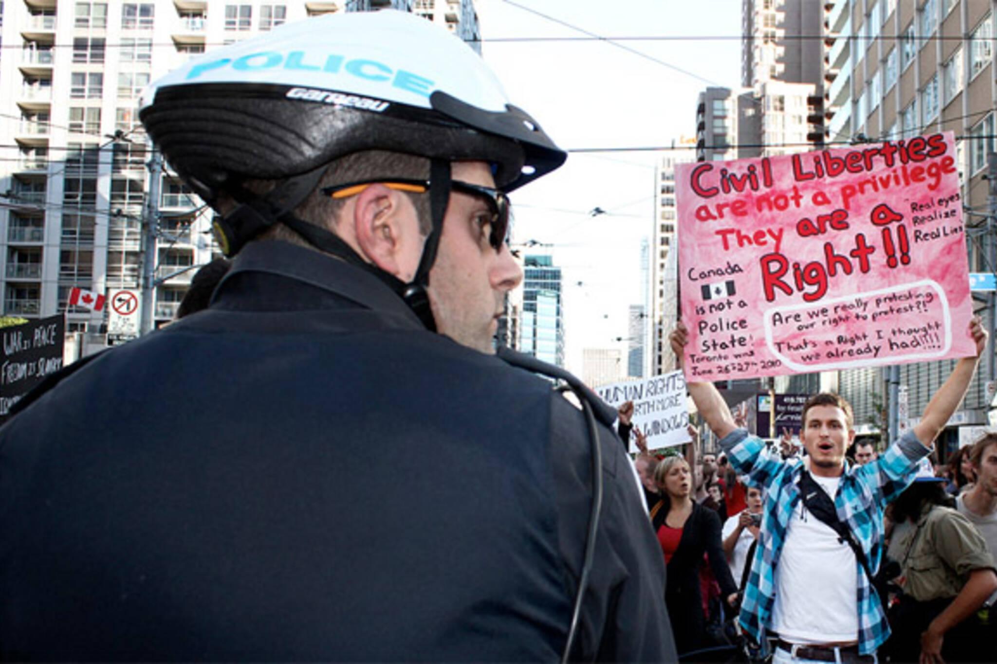 public inquiry g20 police toronto