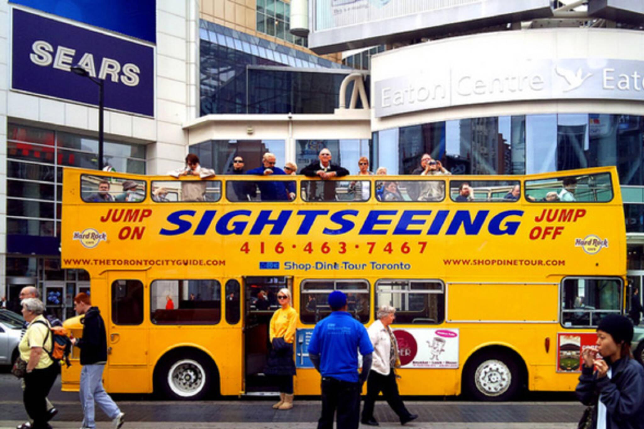 Sightseeing Toronto
