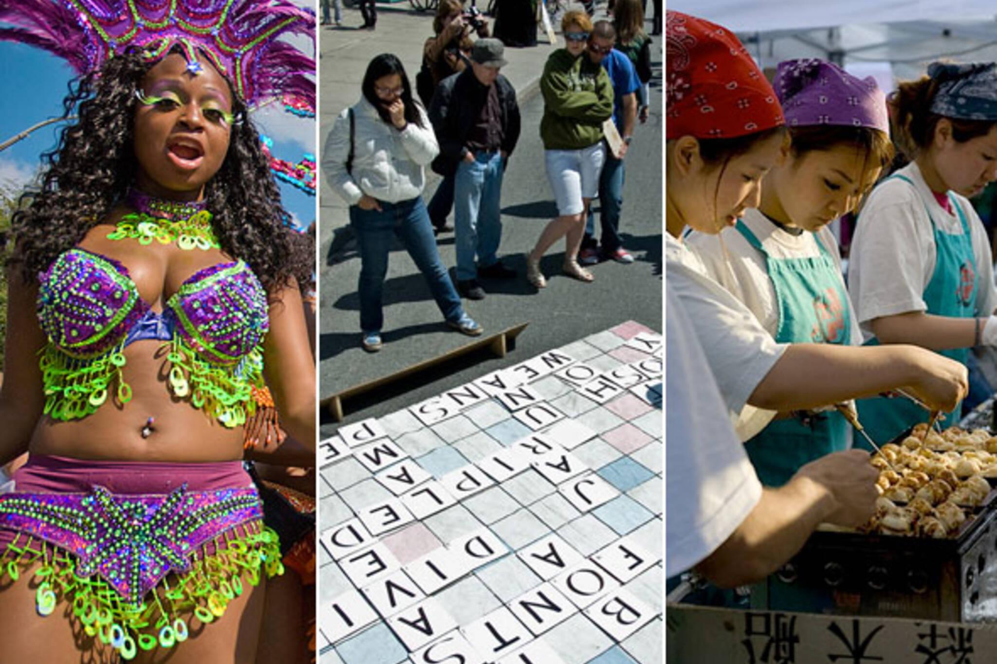 Toronto Summer Festivals