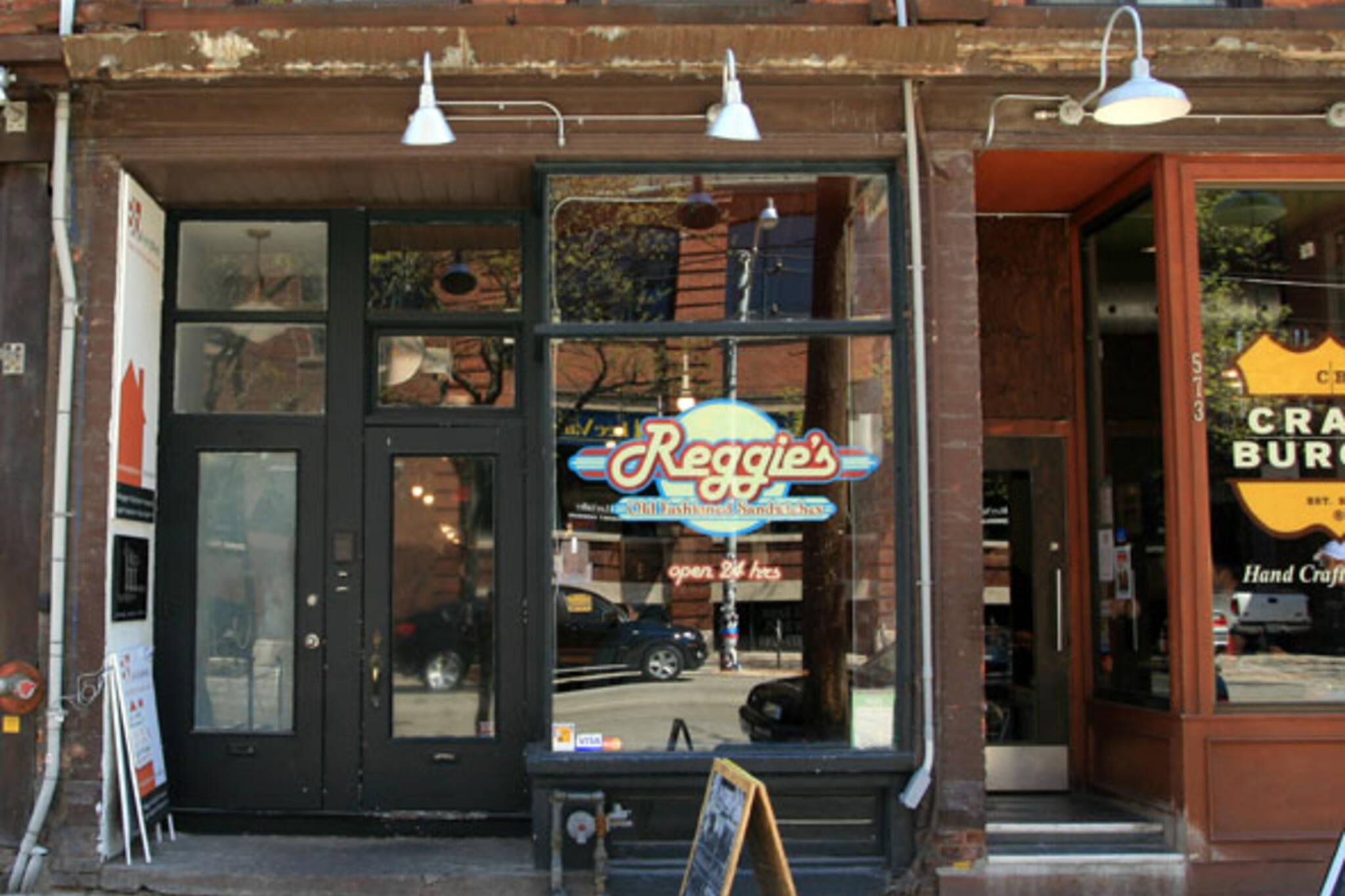 Reggie's Sandwiches