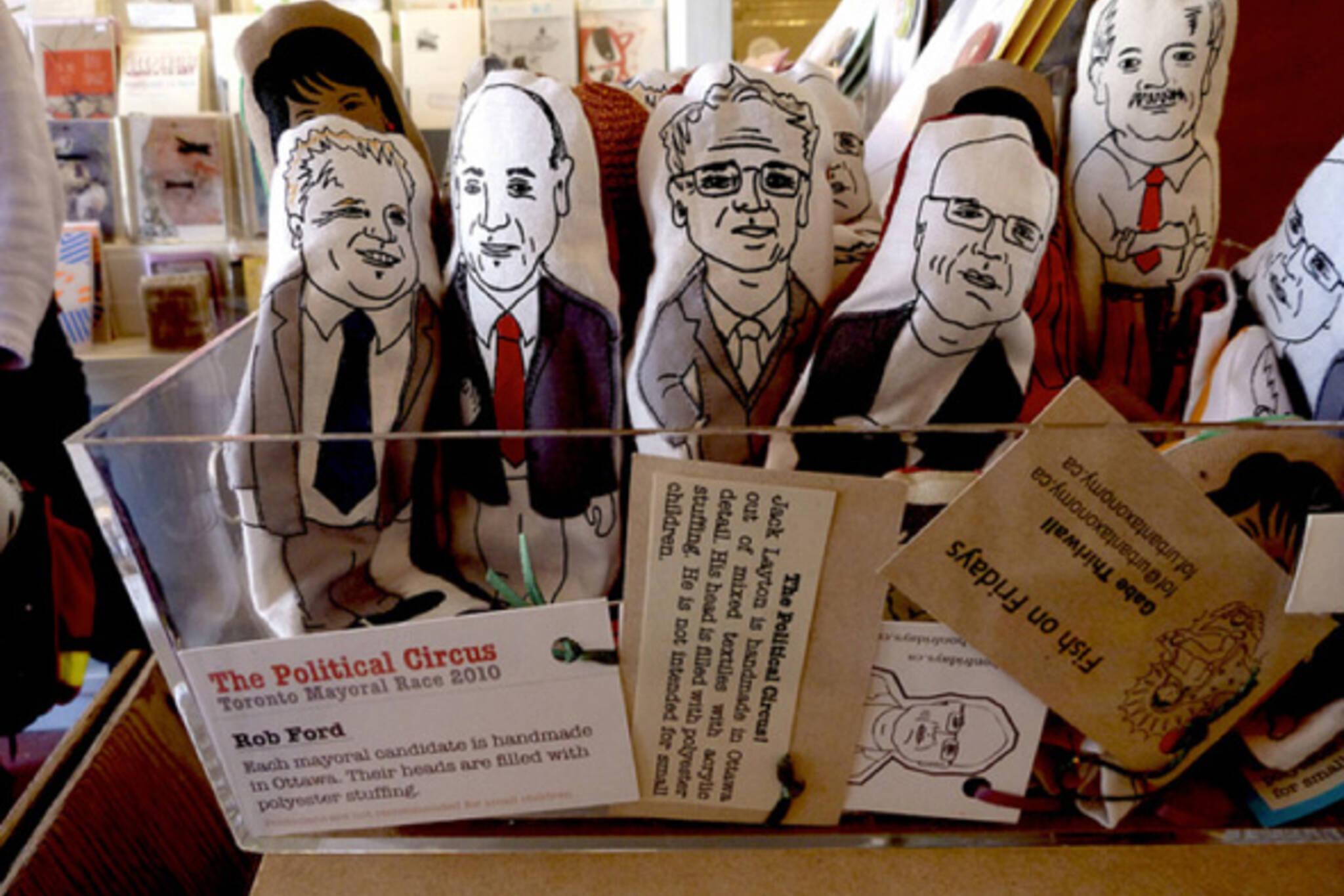 Toronto Mayoral Race