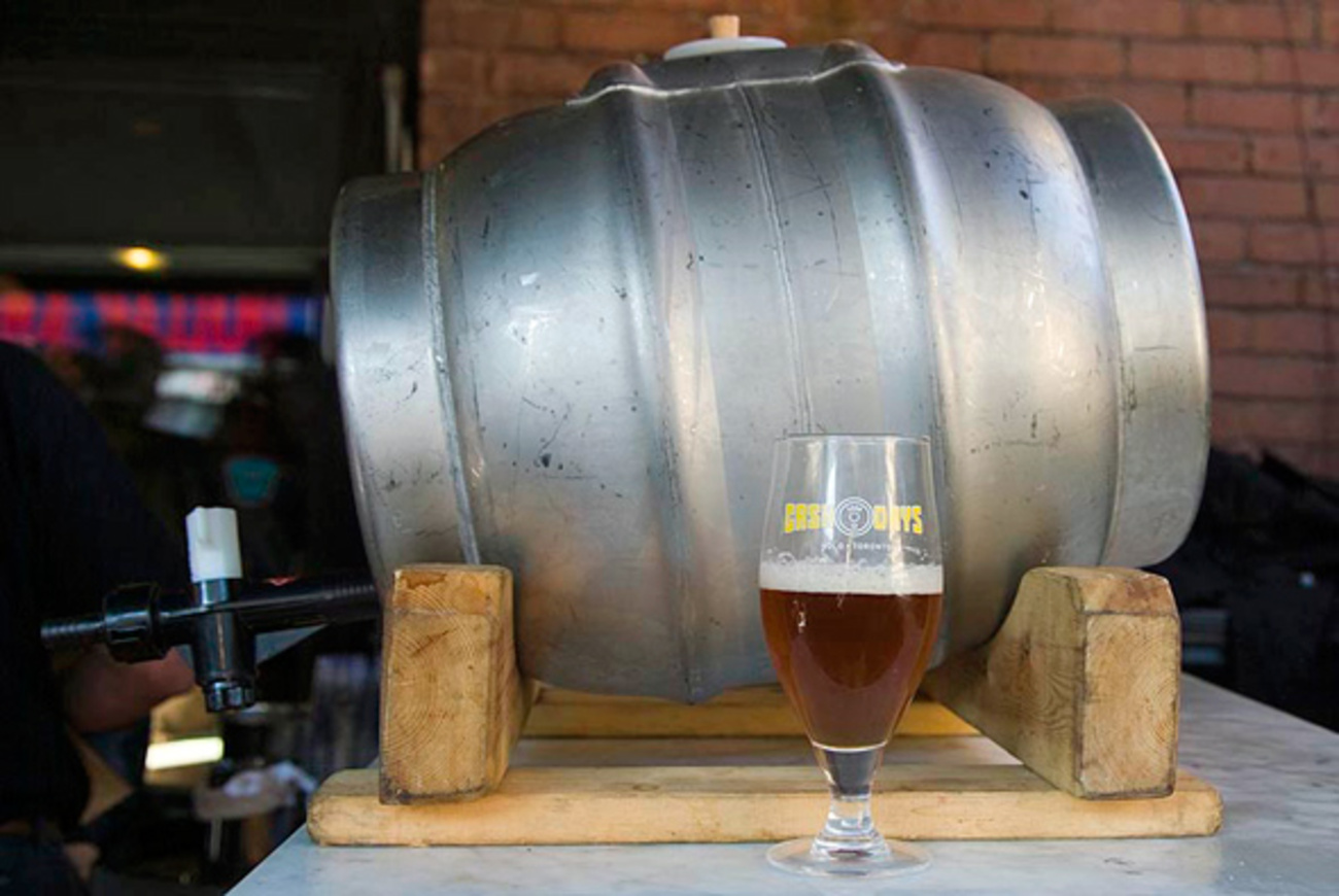Where To Get Cask Conditioned Ale In Toronto