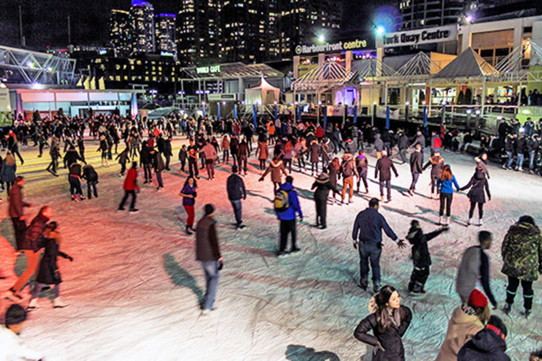 free events toronto winter