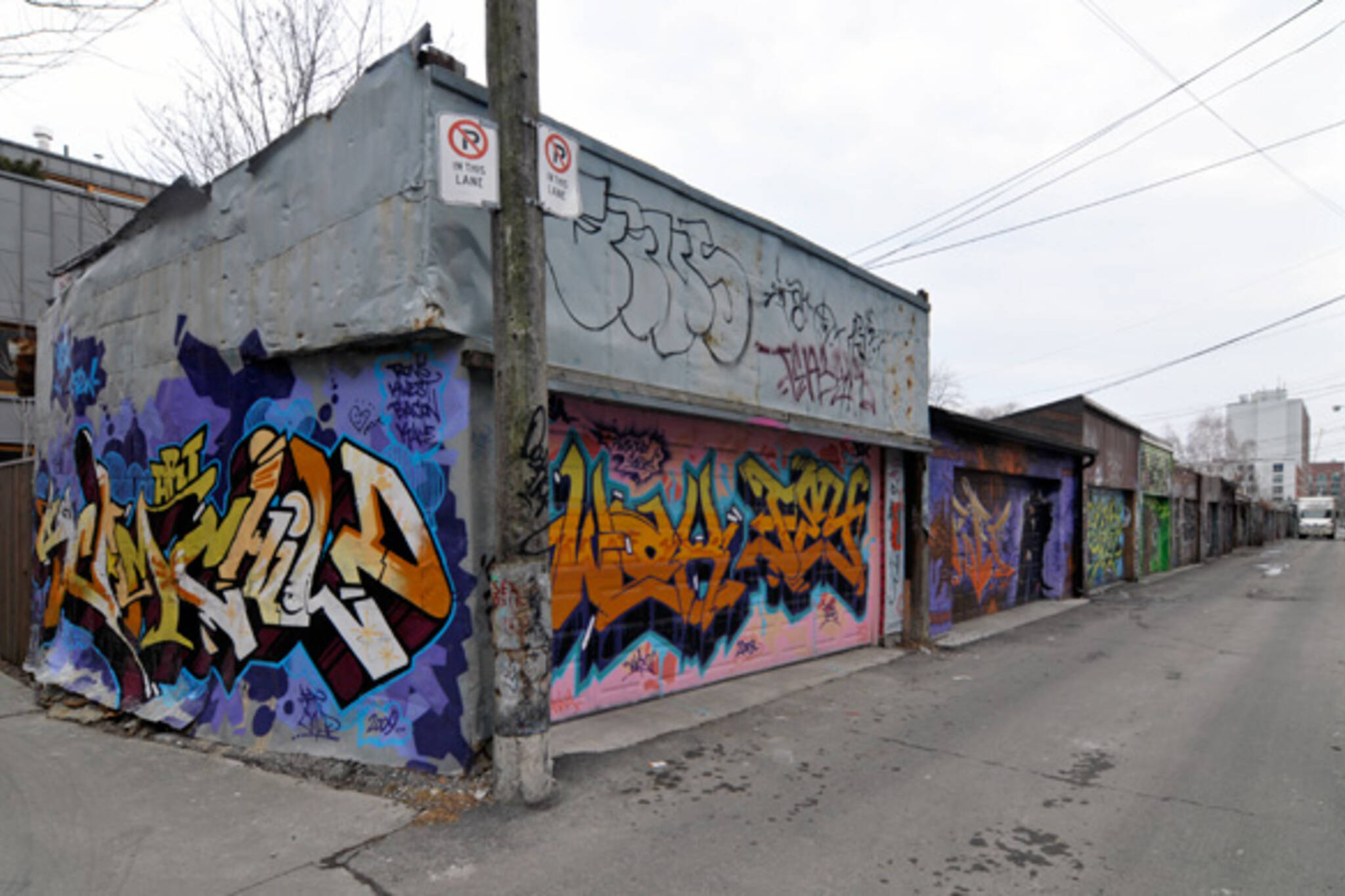 Toronto Graffiti Plan