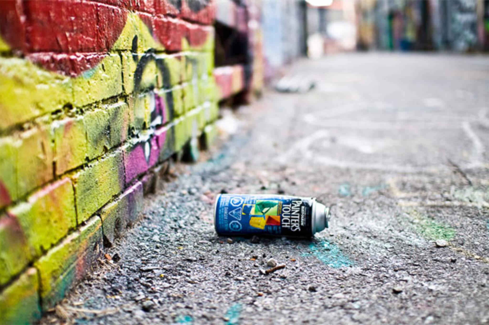 graffiti toronto