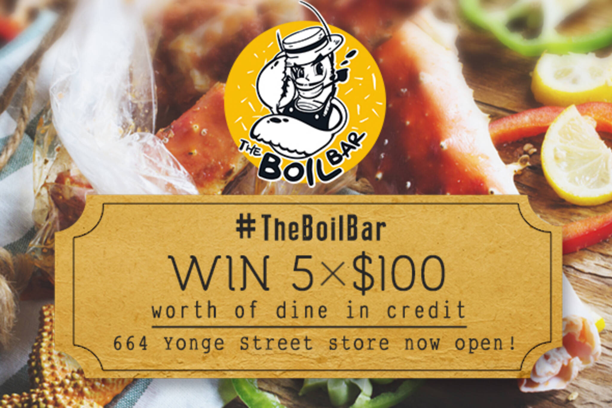 The Boil Bar Toronto