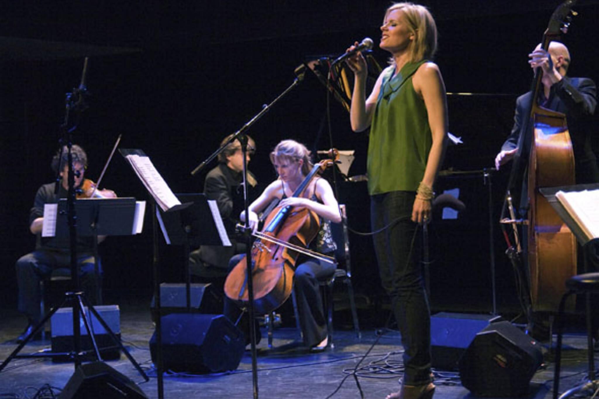 Melanie Doane with the Art of Time Ensemble