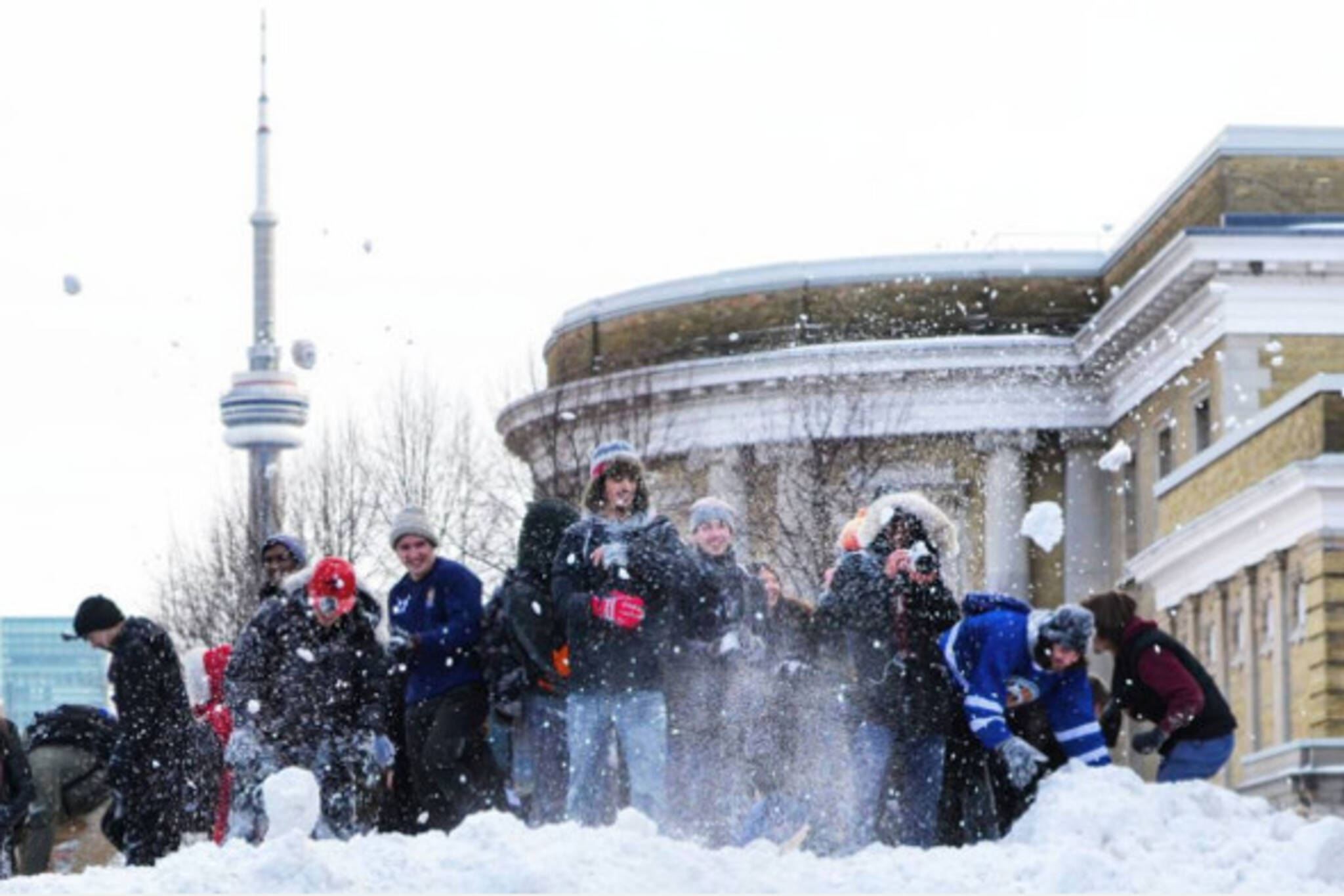 Toronto Snow Ball