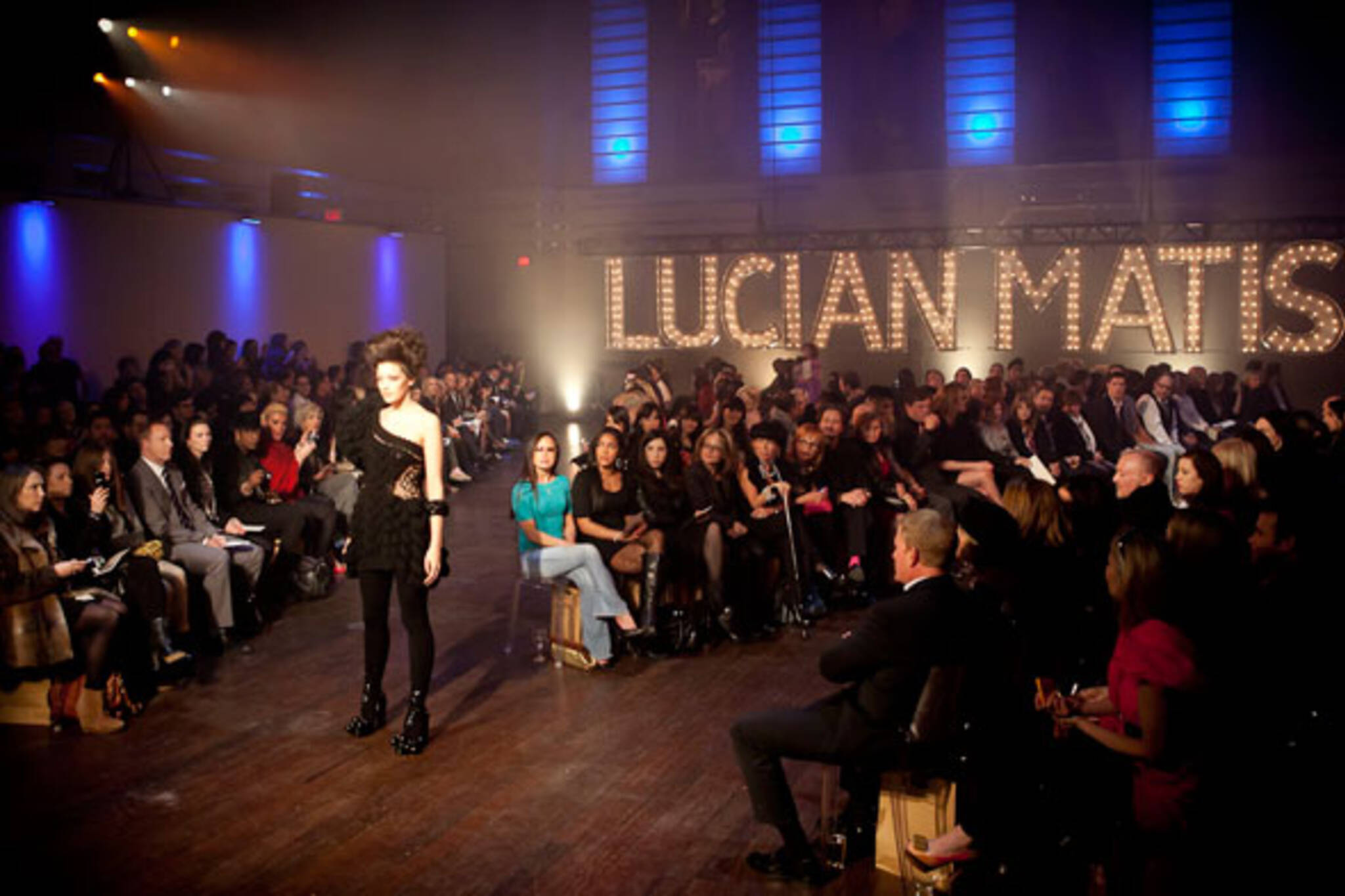 Lucian Matis Design Exchange