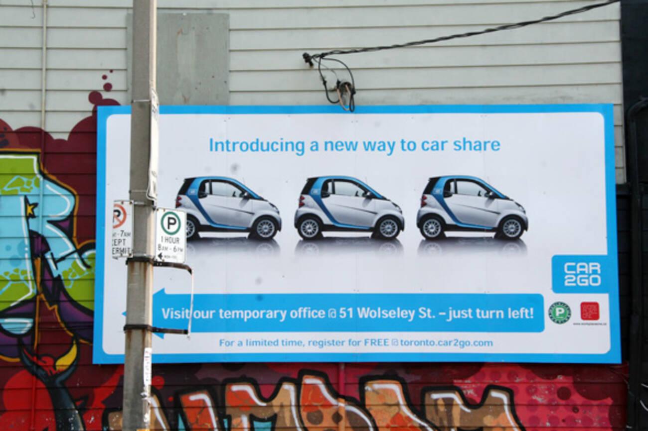 City Car Share Vs Zipcar