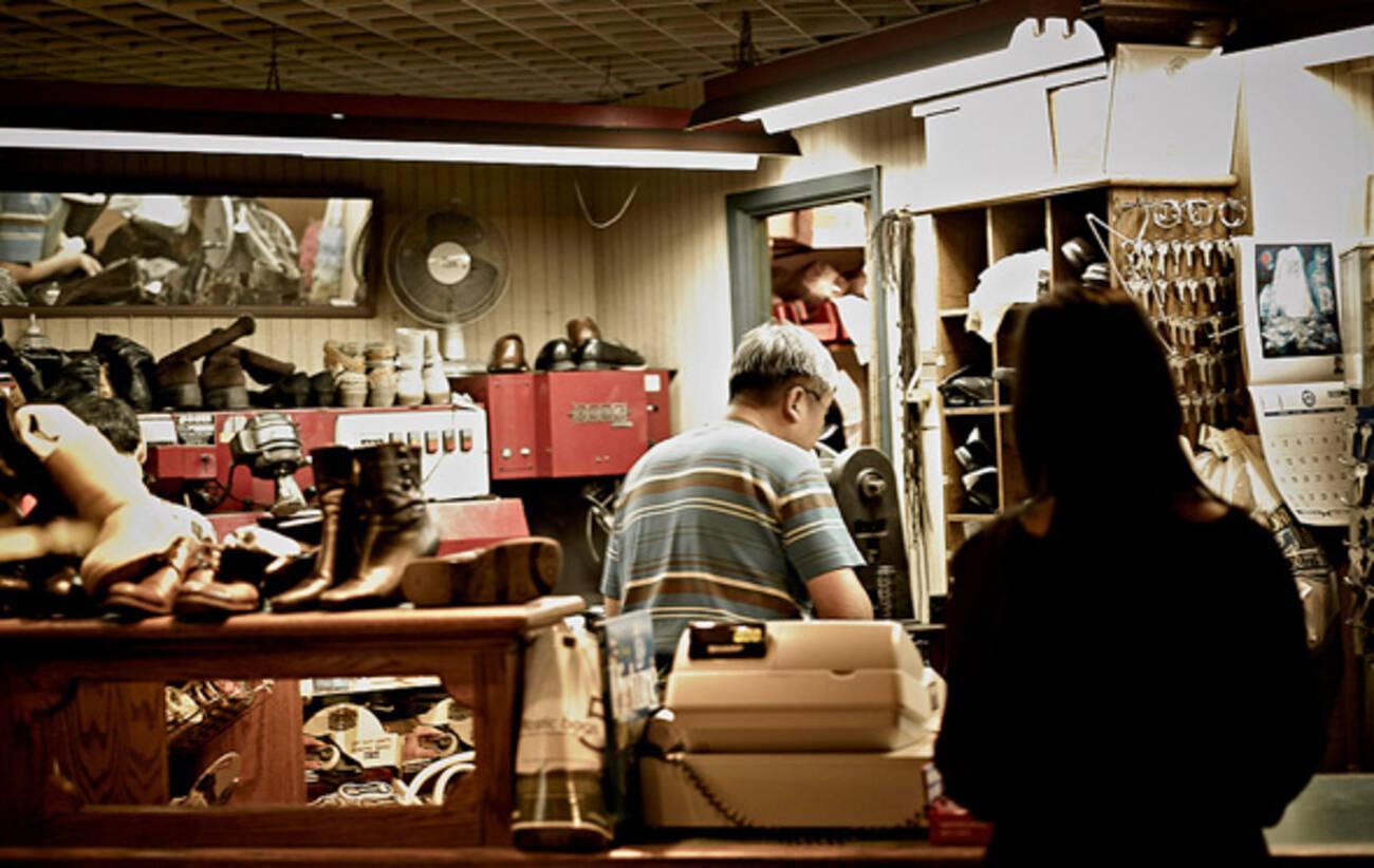 Best Shoe Repair Shop In Toronto